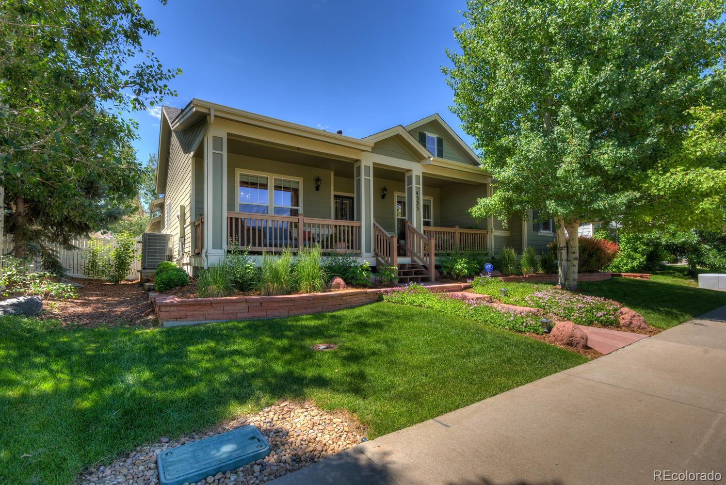 4325 Lucca Drive Property Photo - Longmont, CO real estate listing
