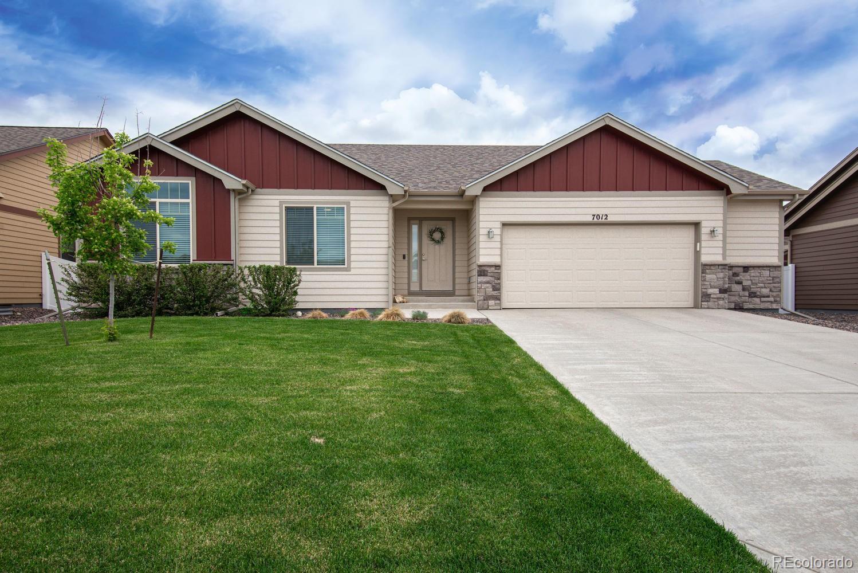 7012 Pettigrew Street Property Photo - Wellington, CO real estate listing