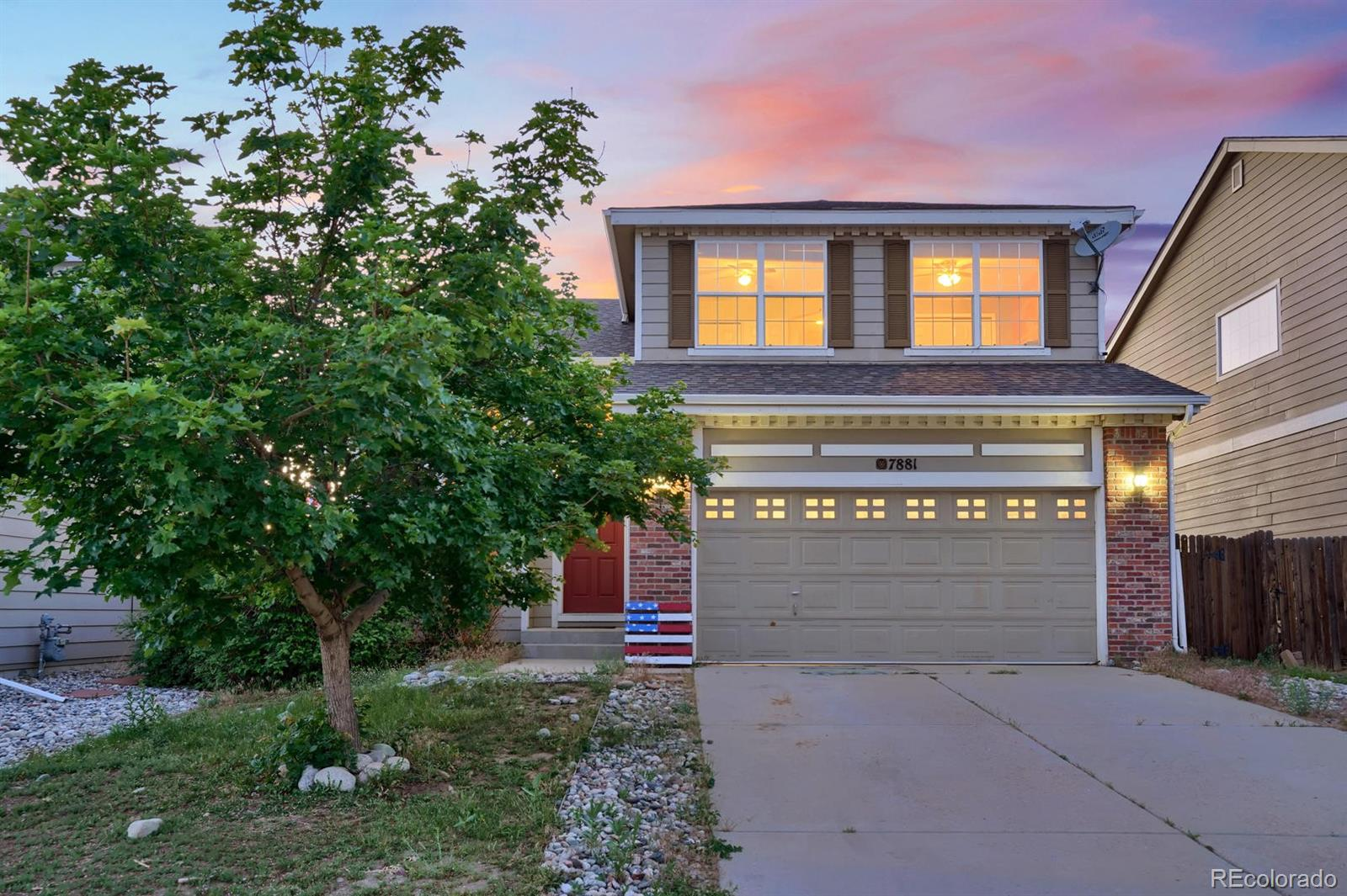 7881 Parsonage Lane Property Photo - Colorado Springs, CO real estate listing