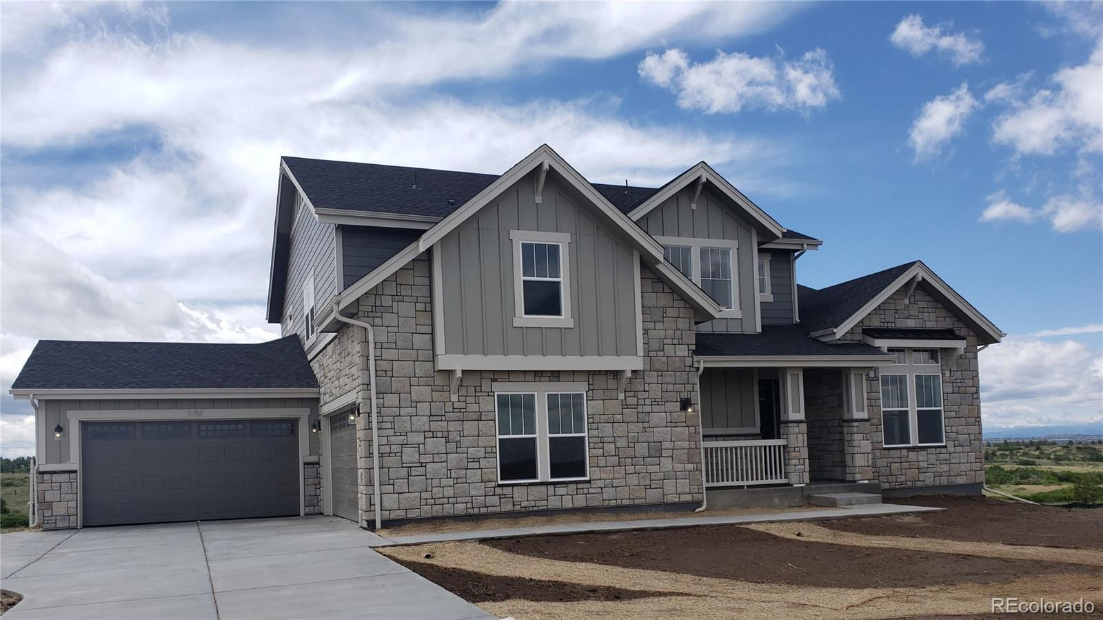 9158 Red Primrose Street Property Photo - Franktown, CO real estate listing