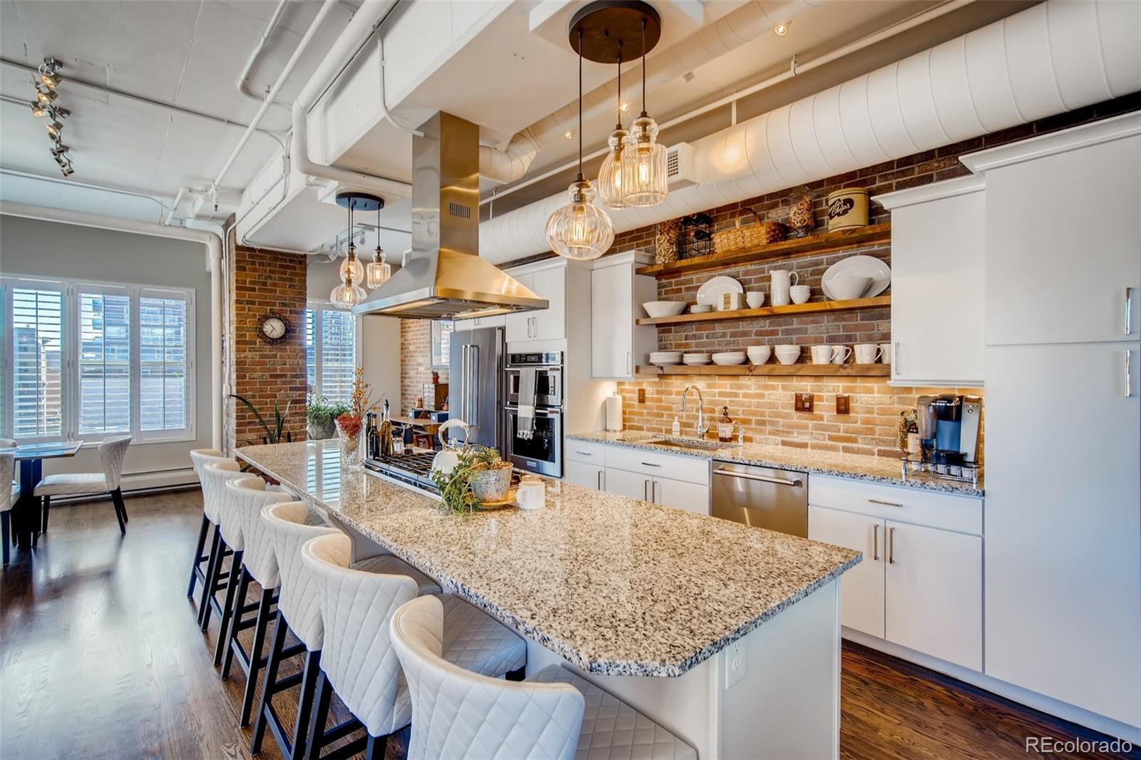 1499 Blake Street #6C Property Photo - Denver, CO real estate listing