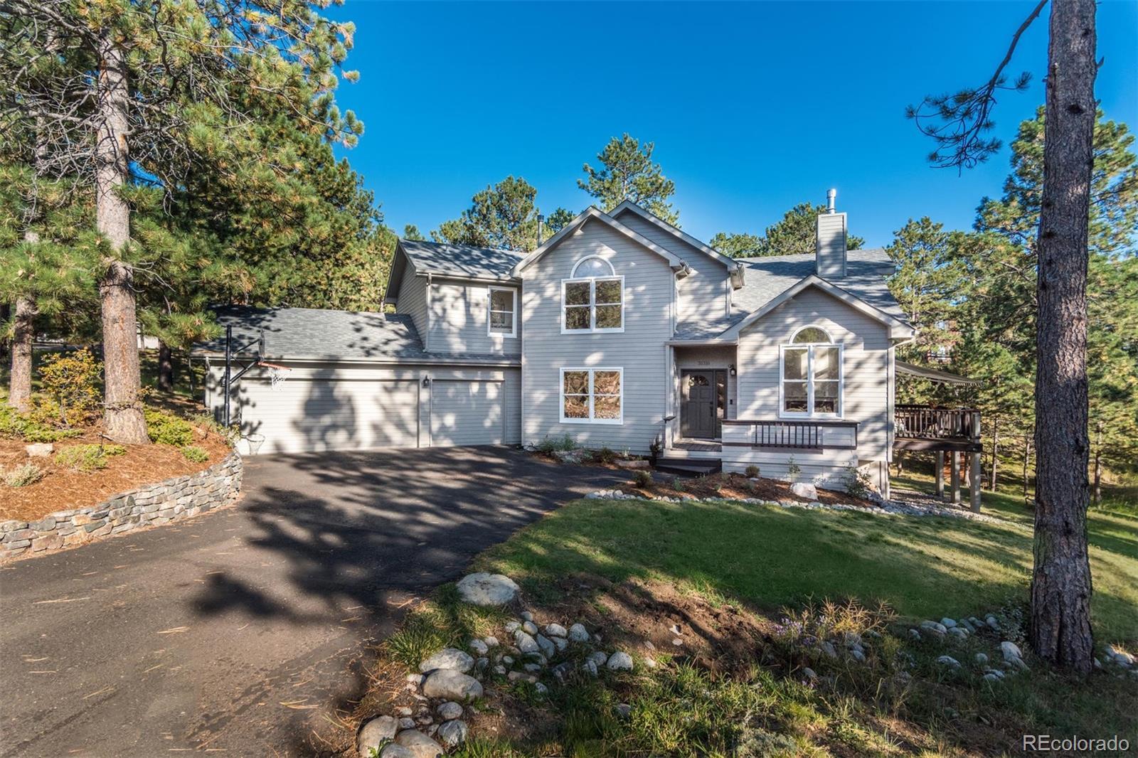 31316 Burn Lane, Evergreen, CO 80439 - Evergreen, CO real estate listing