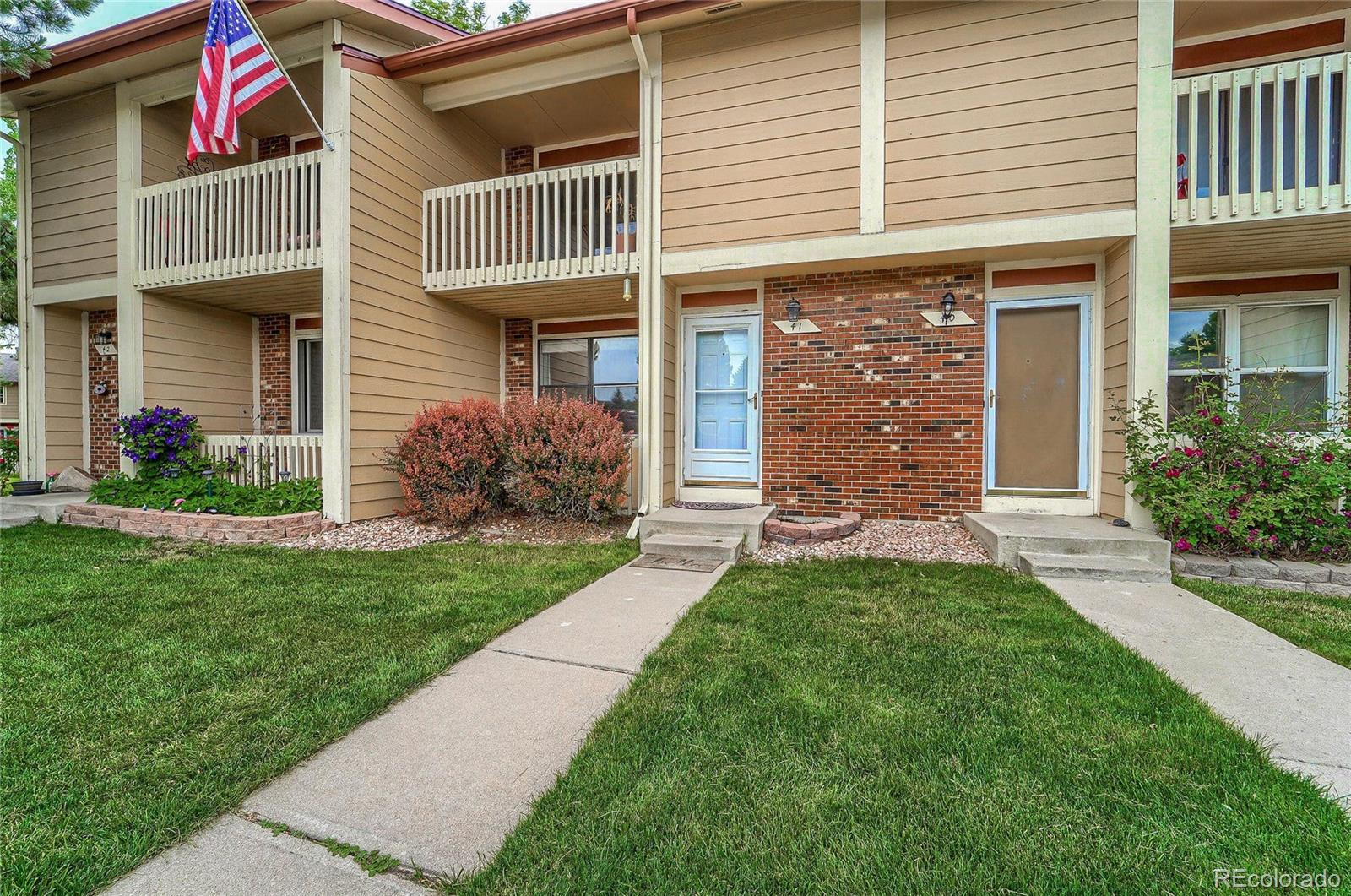 11612 Community Center Drive #41 Property Photo - Northglenn, CO real estate listing