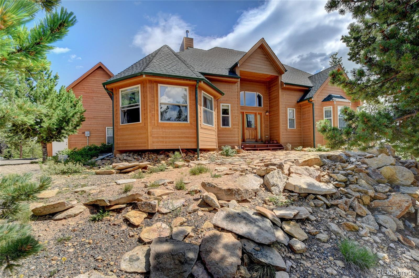 33861 Skyline Drive Property Photo - Golden, CO real estate listing