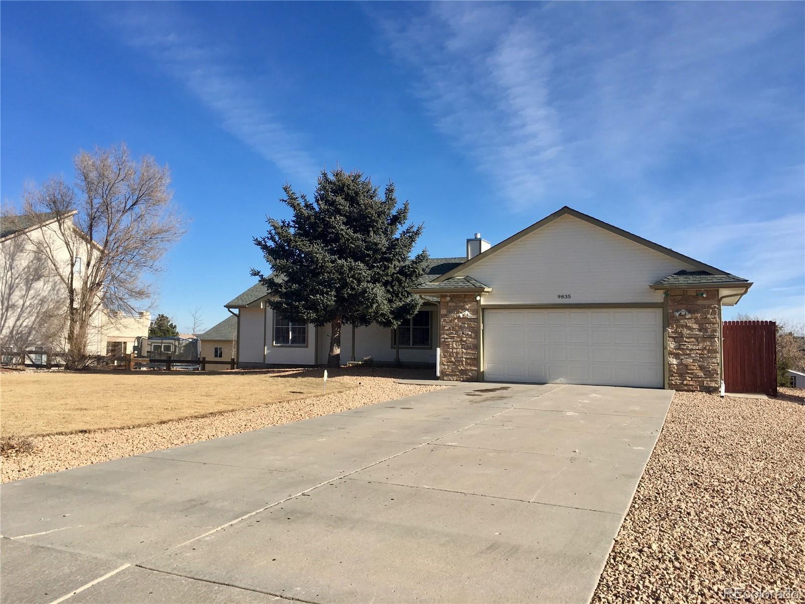 9835 Liberty Grove Drive Property Photo - Peyton, CO real estate listing