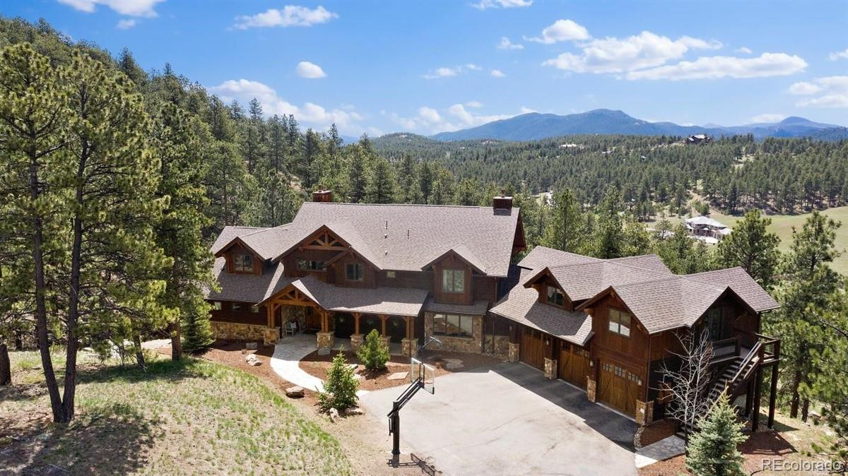 1858 Kerr Gulch Road Property Photo - Evergreen, CO real estate listing