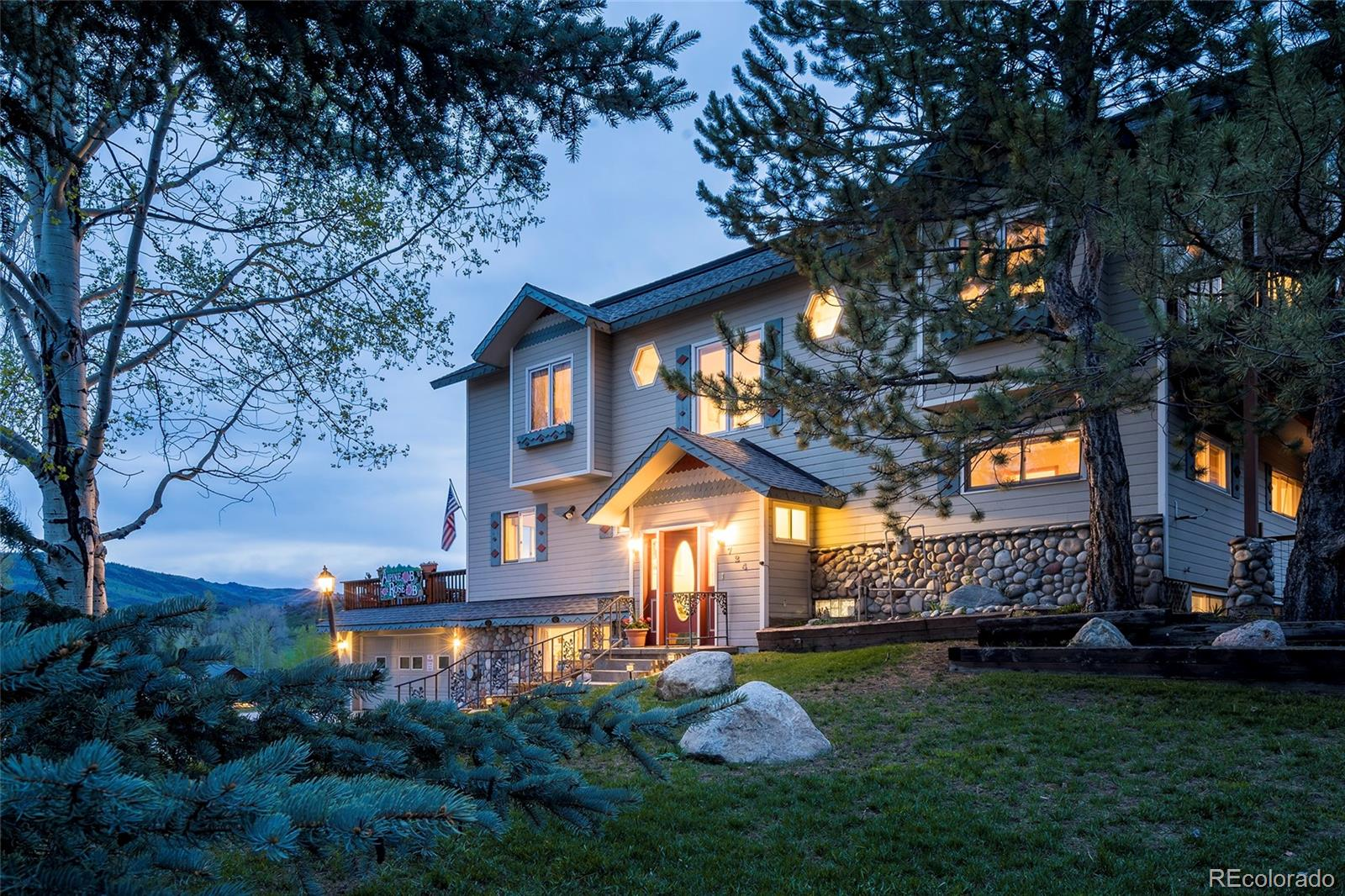 724 N Grand Street Property Photo - Steamboat Springs, CO real estate listing