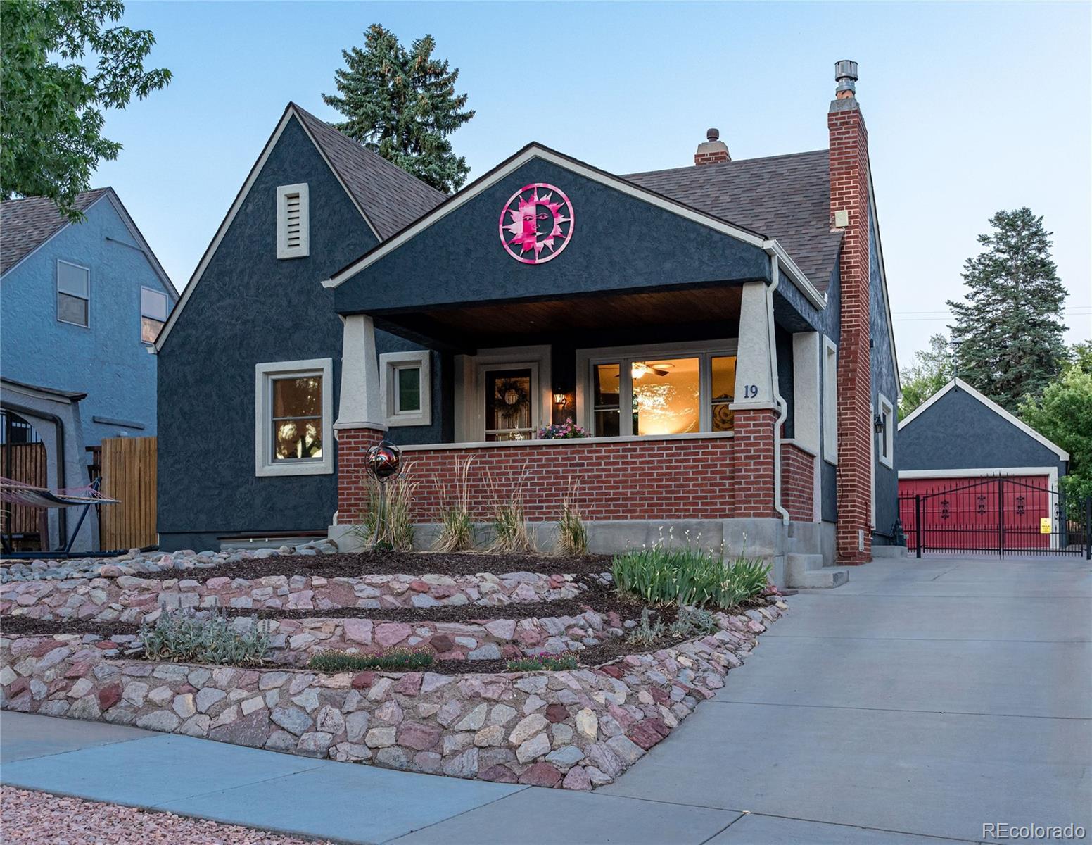 19 N Sheridan Avenue Property Photo - Colorado Springs, CO real estate listing