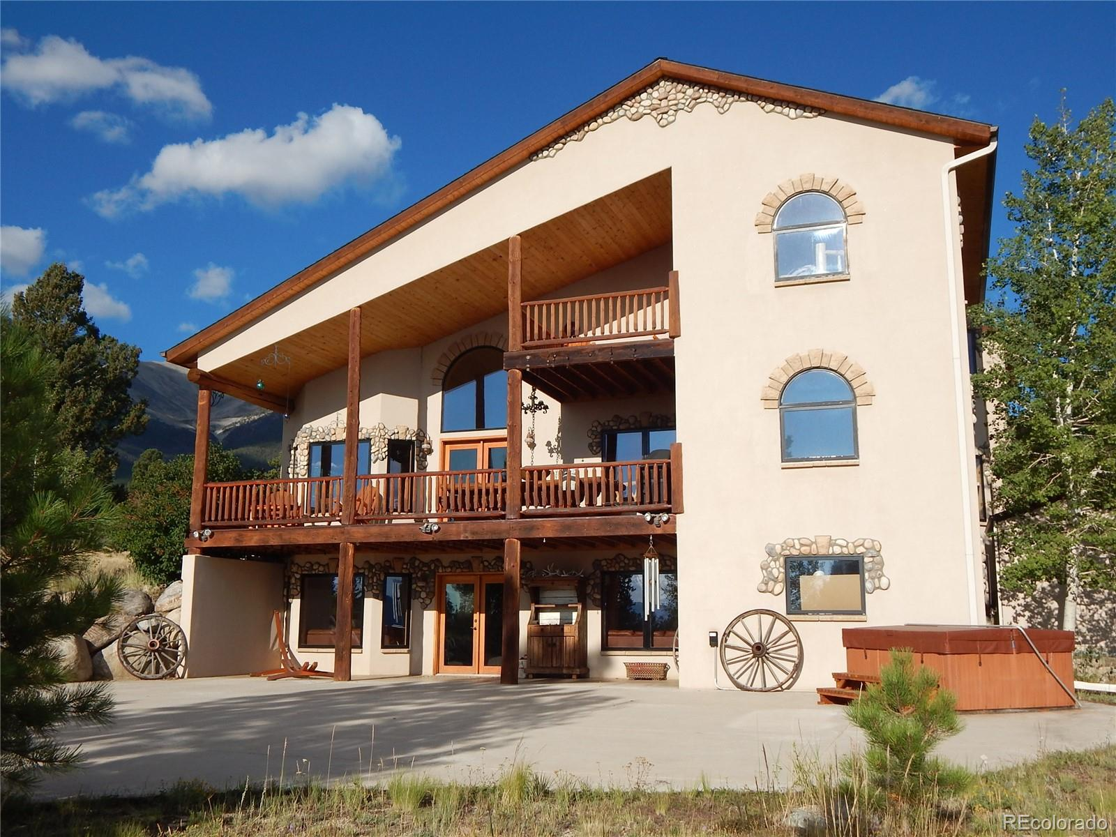 16515 County Road 327 Property Photo - Buena Vista, CO real estate listing