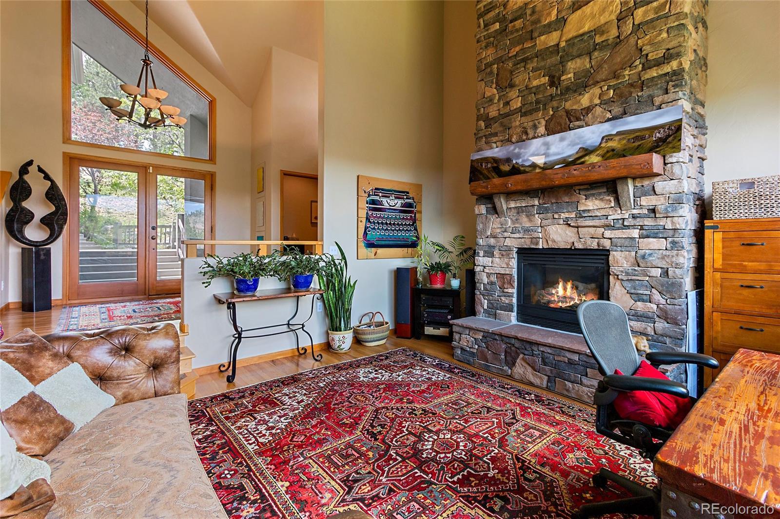 1764 Prima Lane Property Photo - Evergreen, CO real estate listing