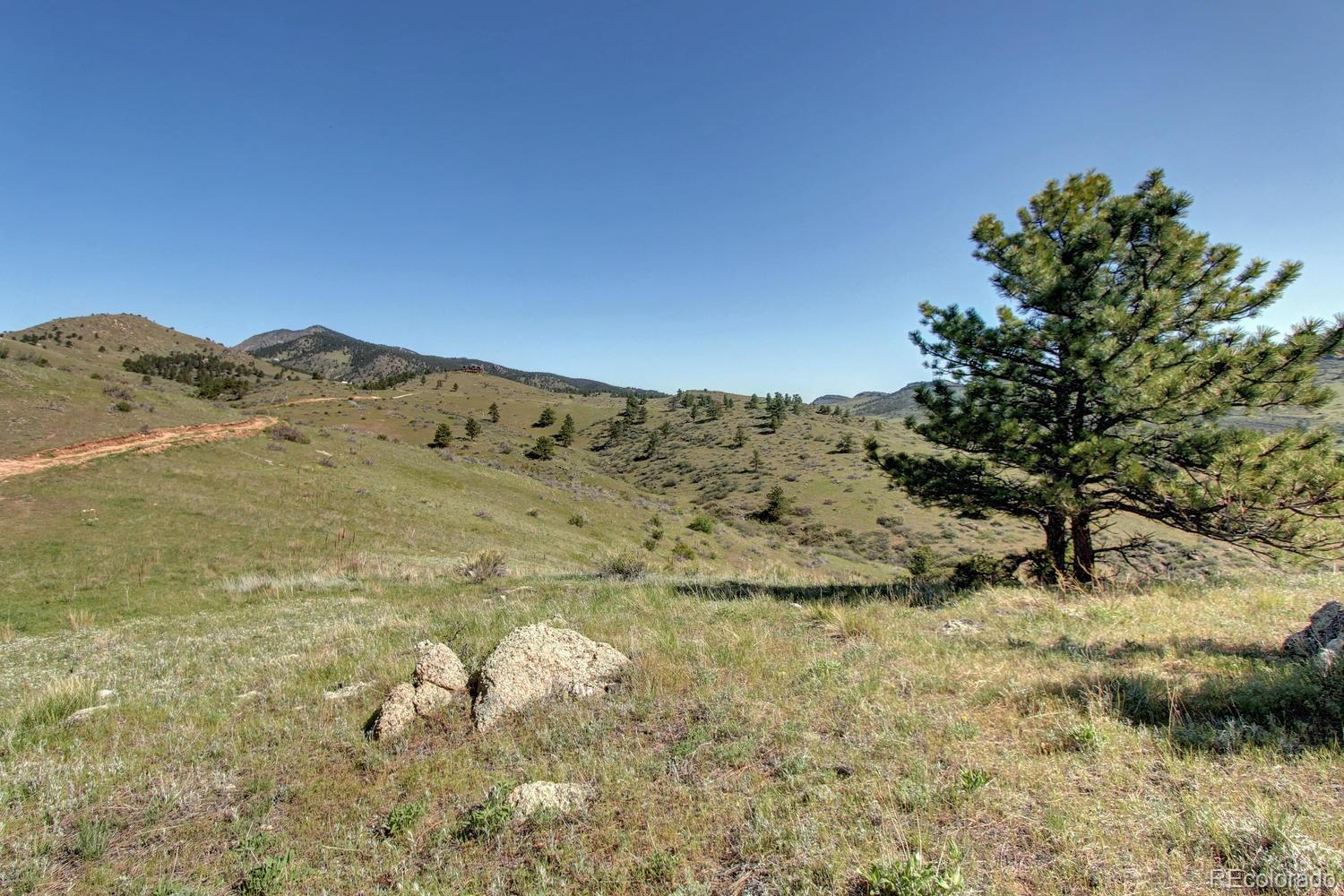 2118 Dry Creek Drive Property Photo - Lyons, CO real estate listing