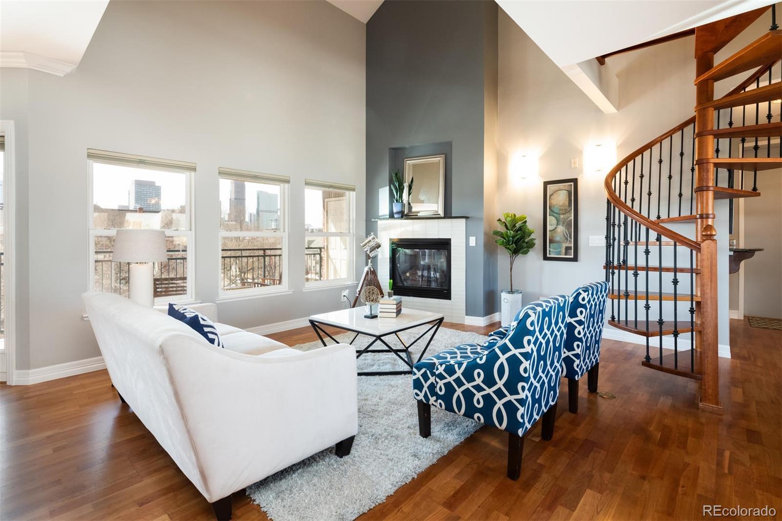 920 E 17th Avenue #402 Property Photo - Denver, CO real estate listing