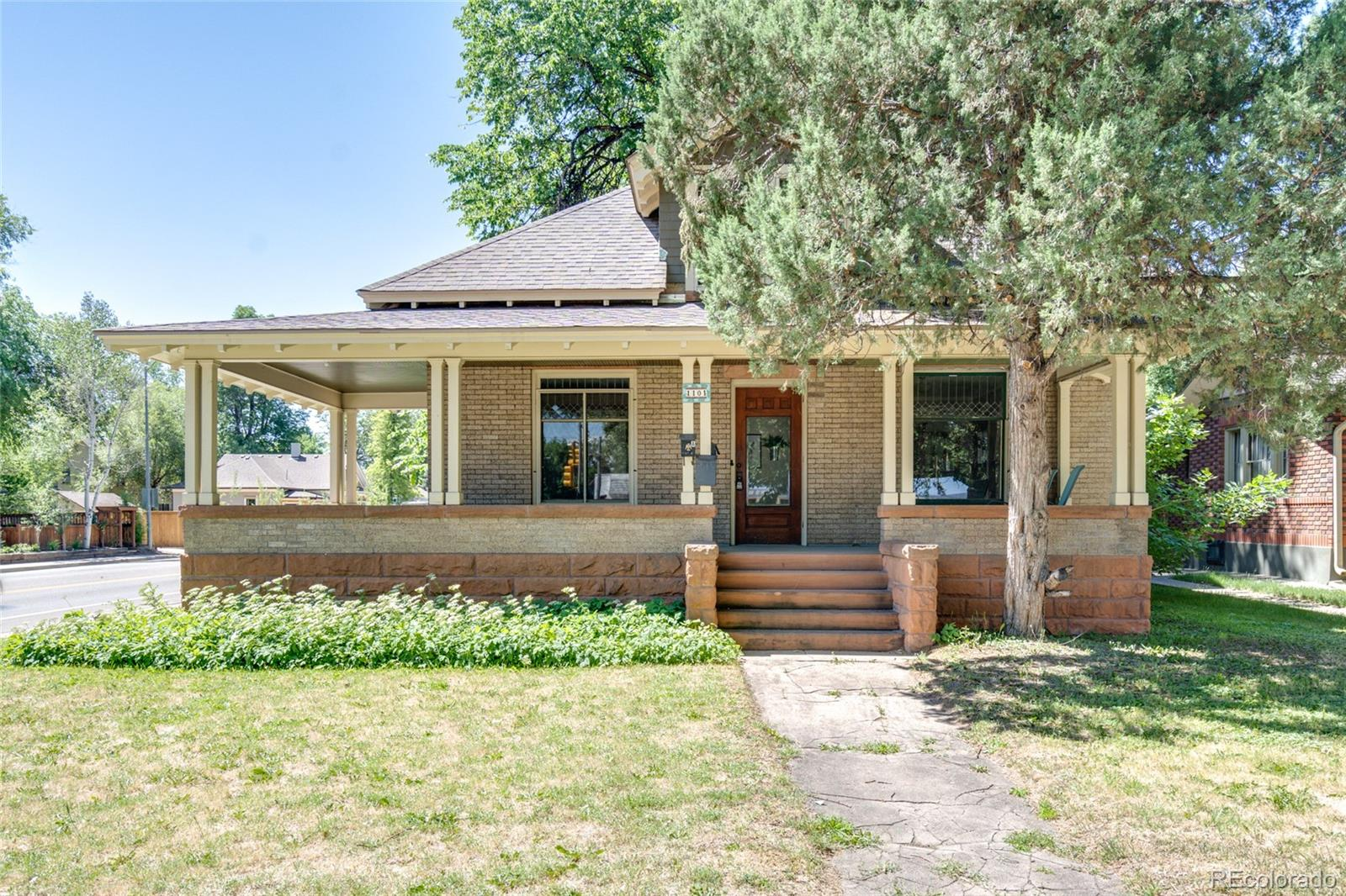 1101 W Mountain Avenue Property Photo - Fort Collins, CO real estate listing