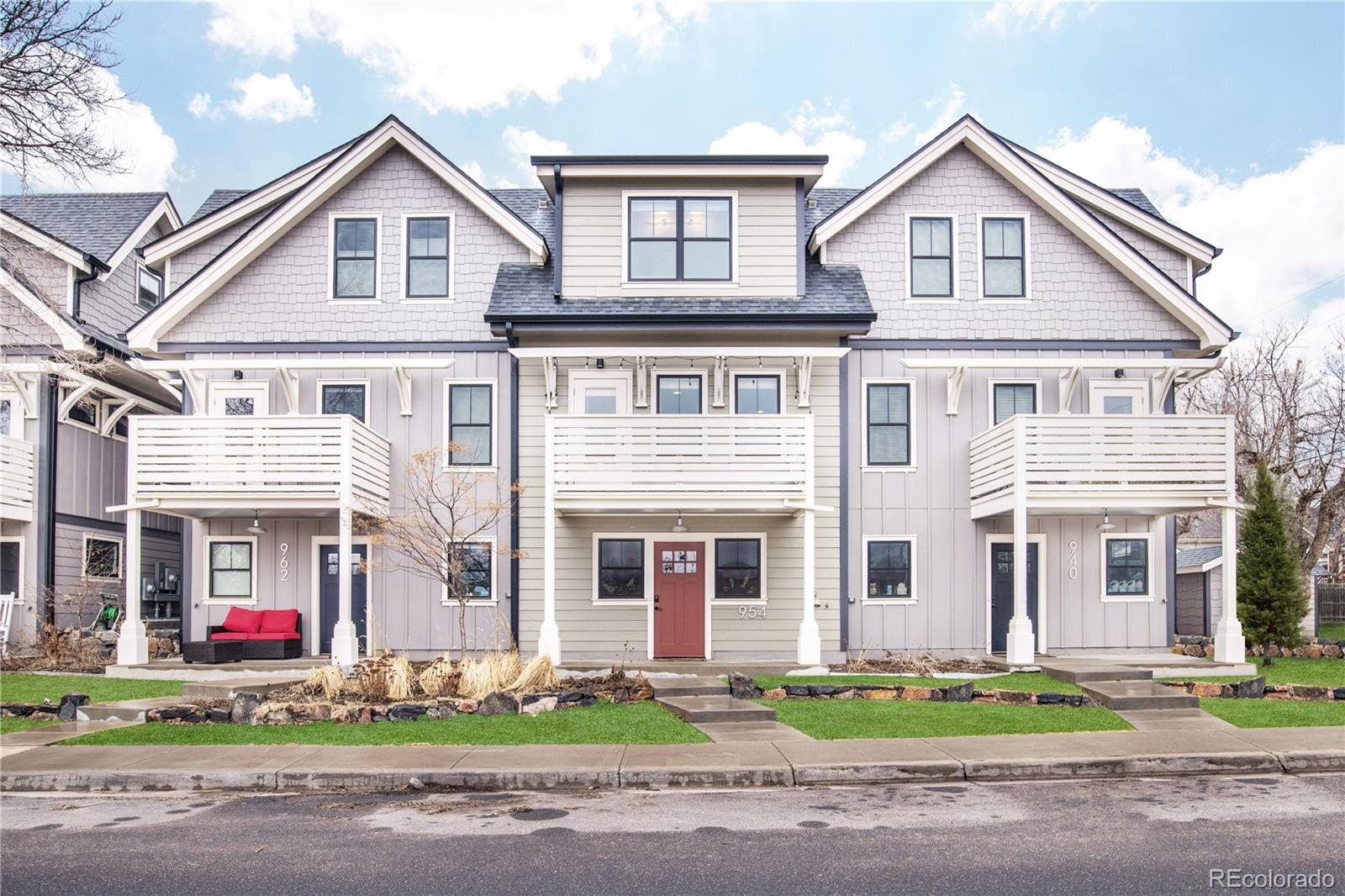 954 Elm St Property Photo - Louisville, CO real estate listing