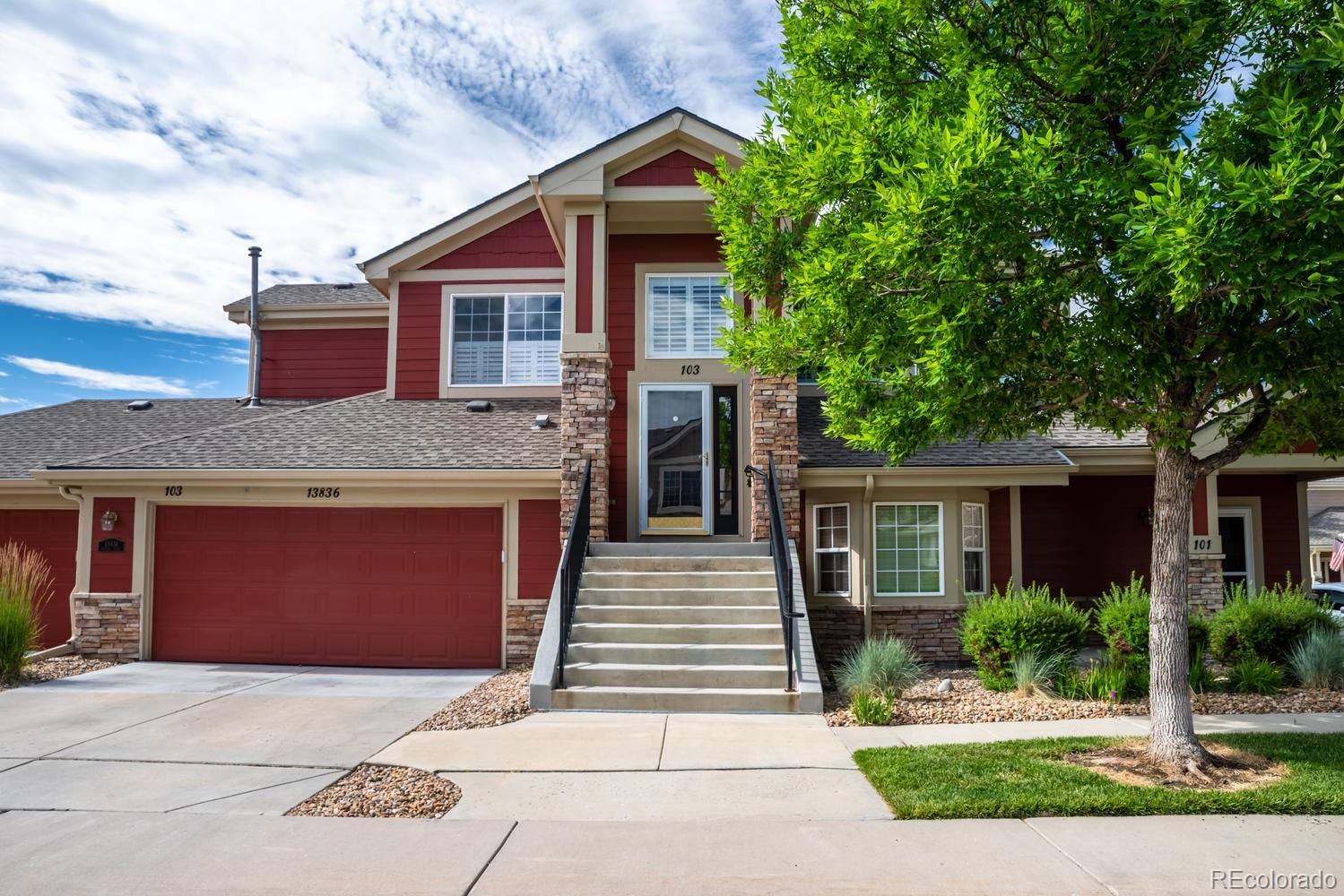 13836 Legend Trail #103 Property Photo - Broomfield, CO real estate listing