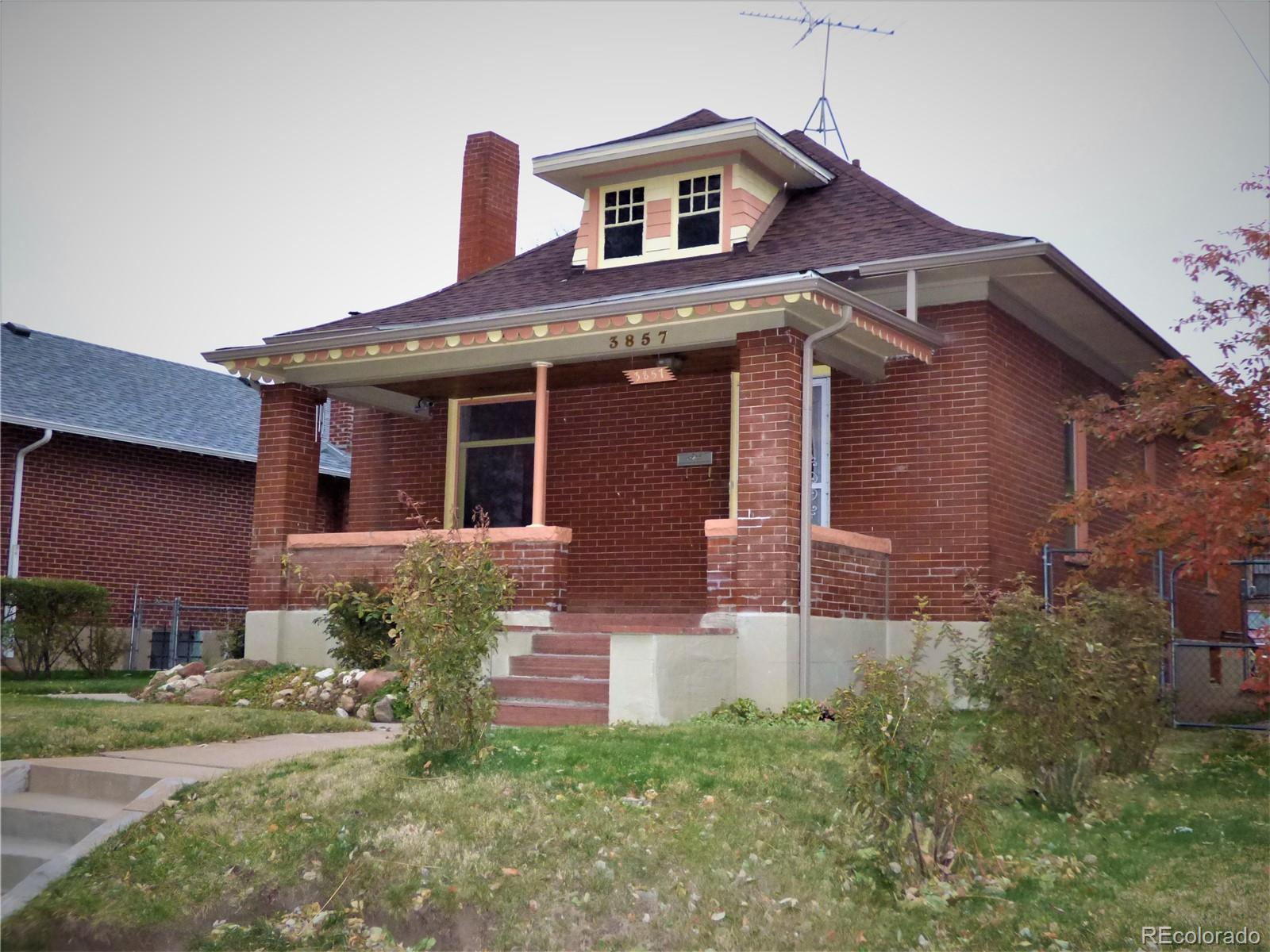 3857 Bryant Street Property Photo - Denver, CO real estate listing