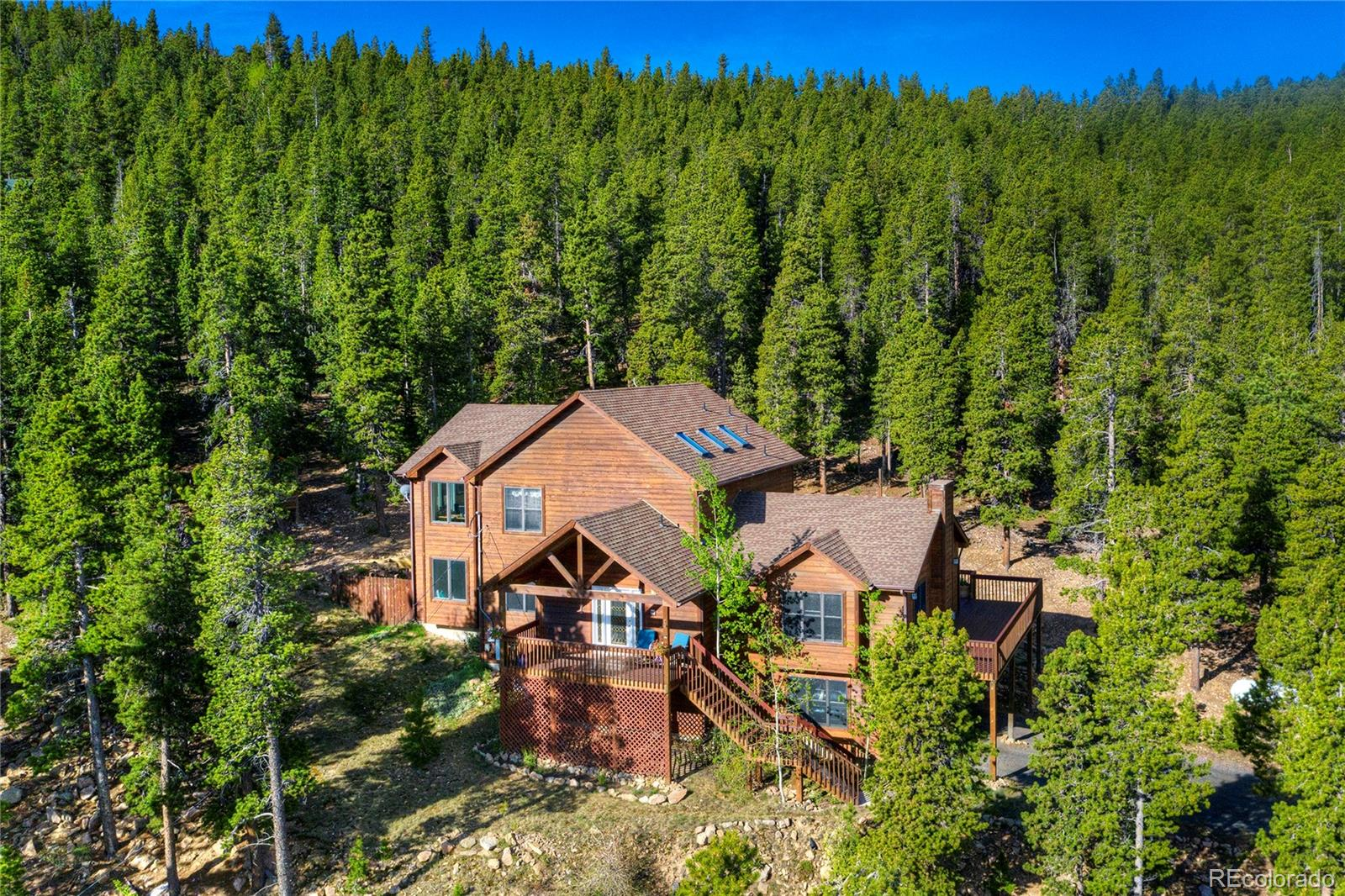11617 Coal Creek Heights Drive Property Photo - Golden, CO real estate listing