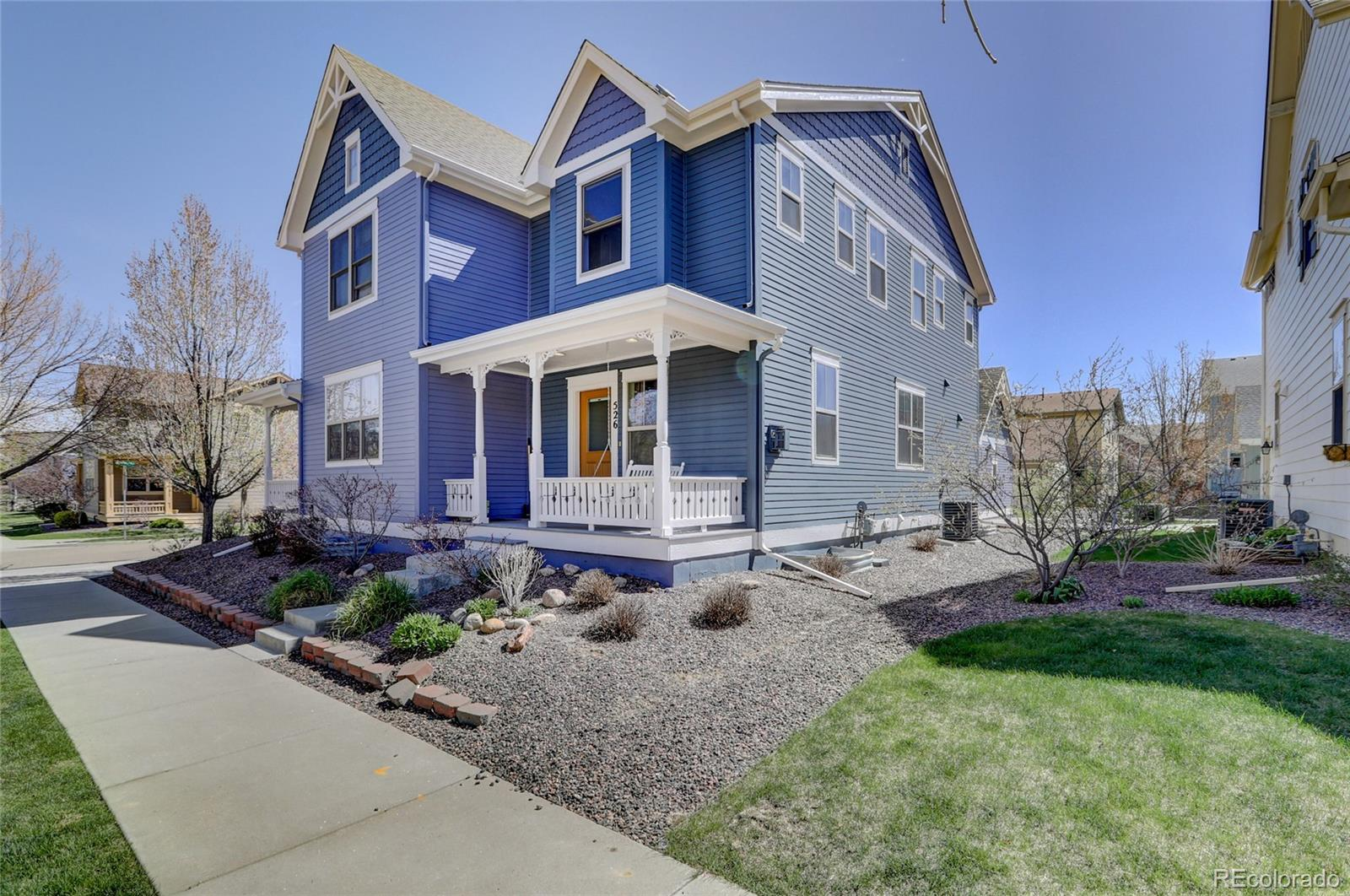 526 Mills Street Property Photo - Lafayette, CO real estate listing
