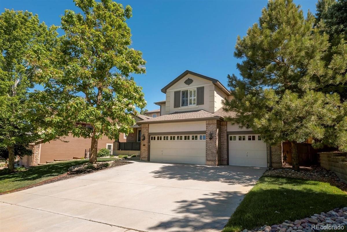759 Ridgemont Circle Property Photo - Highlands Ranch, CO real estate listing