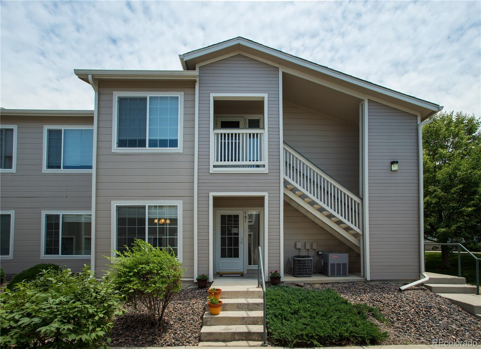3722 Cactus Creek Court #101 Property Photo - Highlands Ranch, CO real estate listing