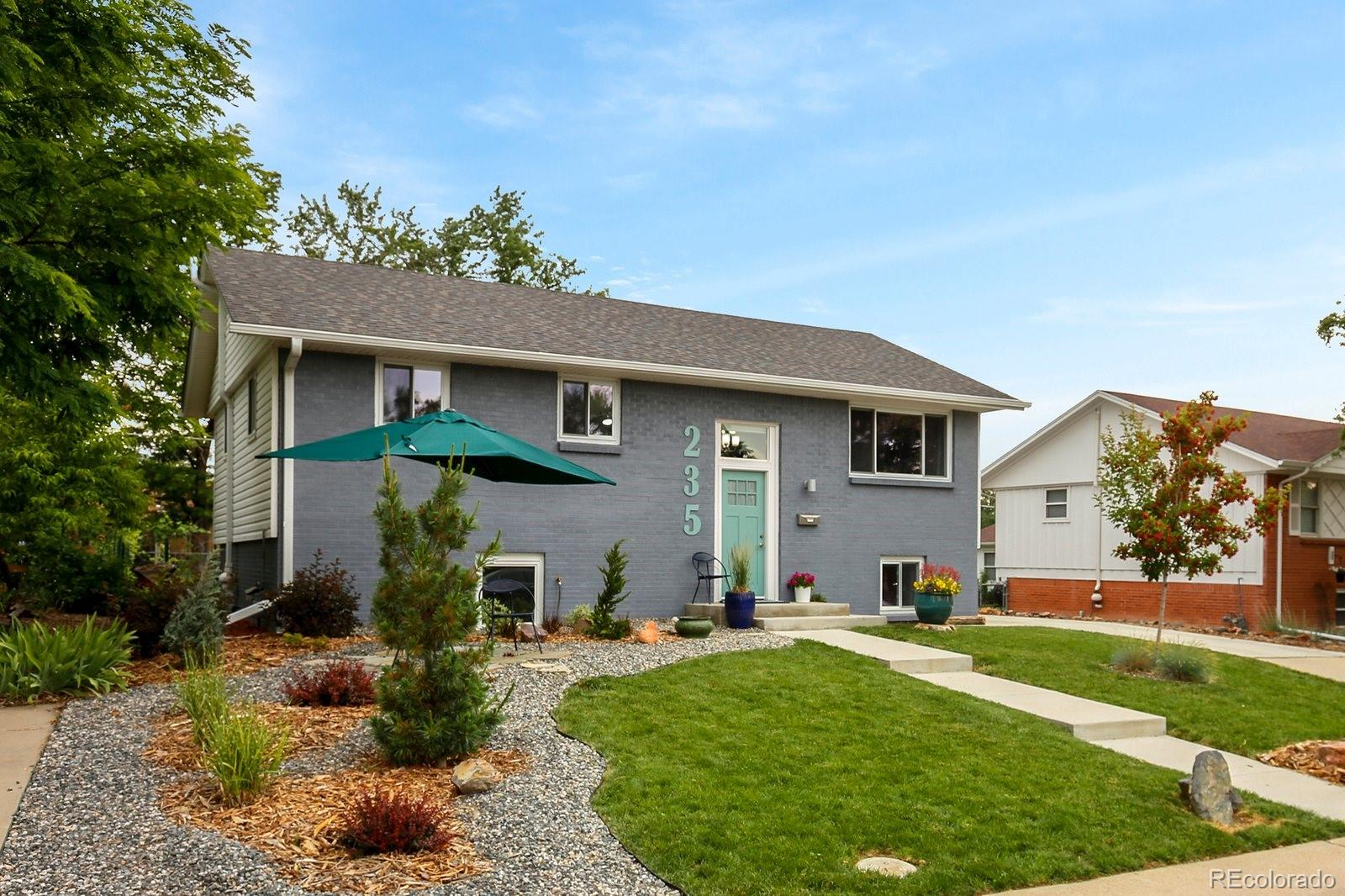 235 Iris Street Property Photo - Broomfield, CO real estate listing