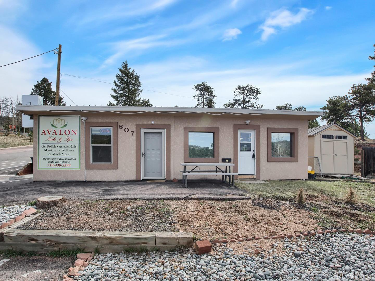 607 S Baldwin Street Property Photo - Woodland Park, CO real estate listing