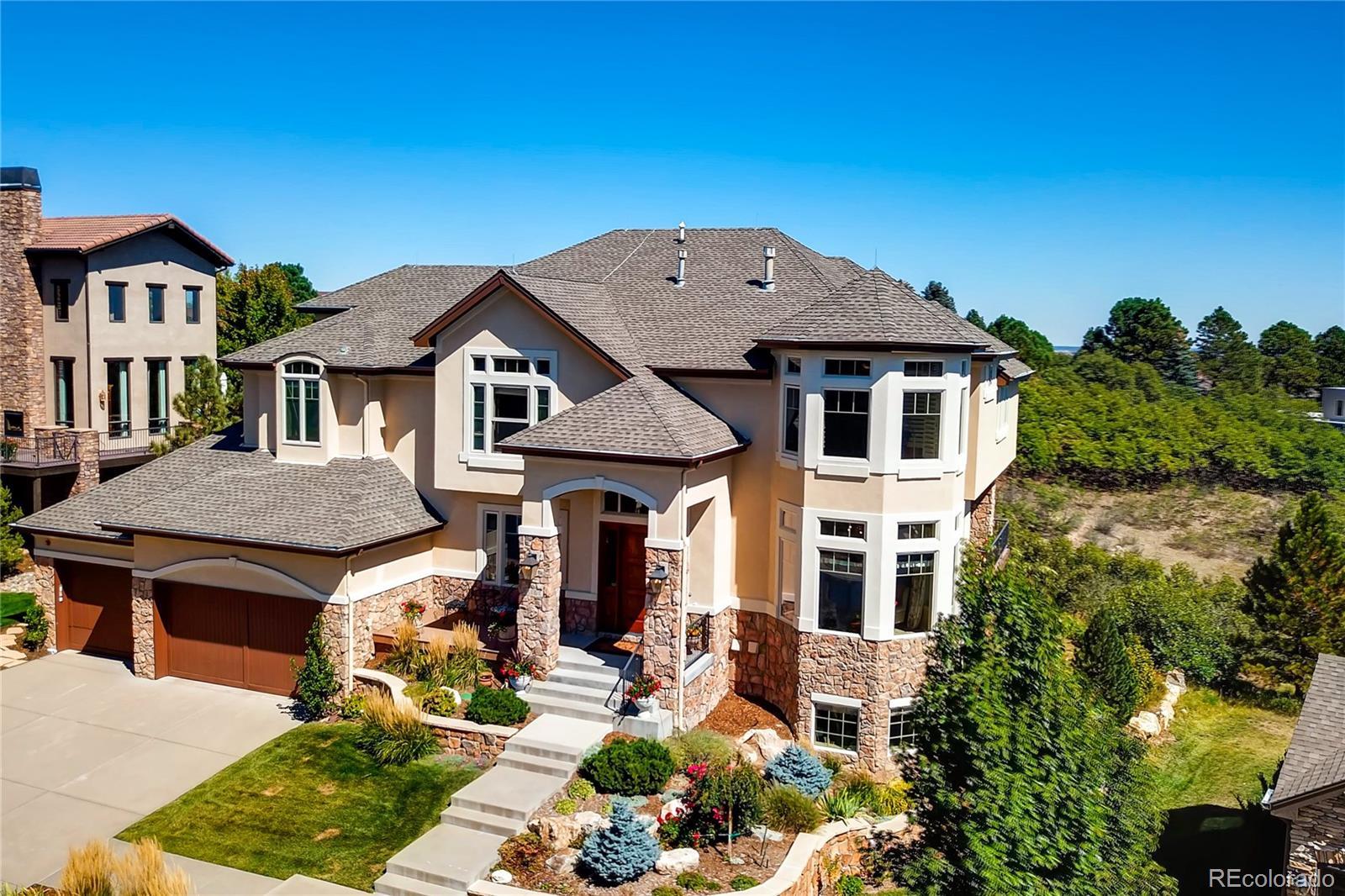 1167 Buffalo Ridge Road, Castle Pines, CO 80108 - Castle Pines, CO real estate listing