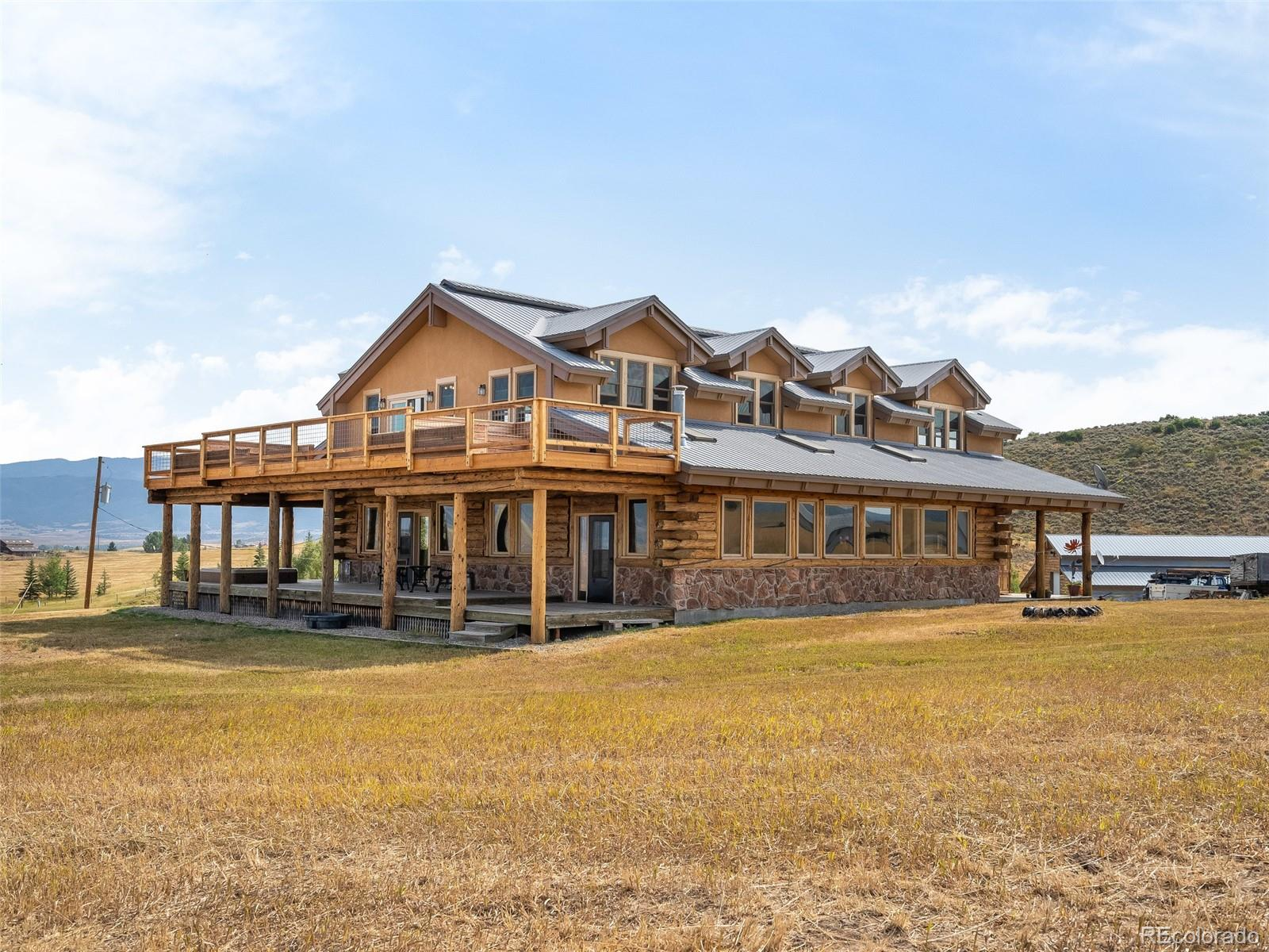 38615 Klein Road Property Photo - Steamboat Springs, CO real estate listing