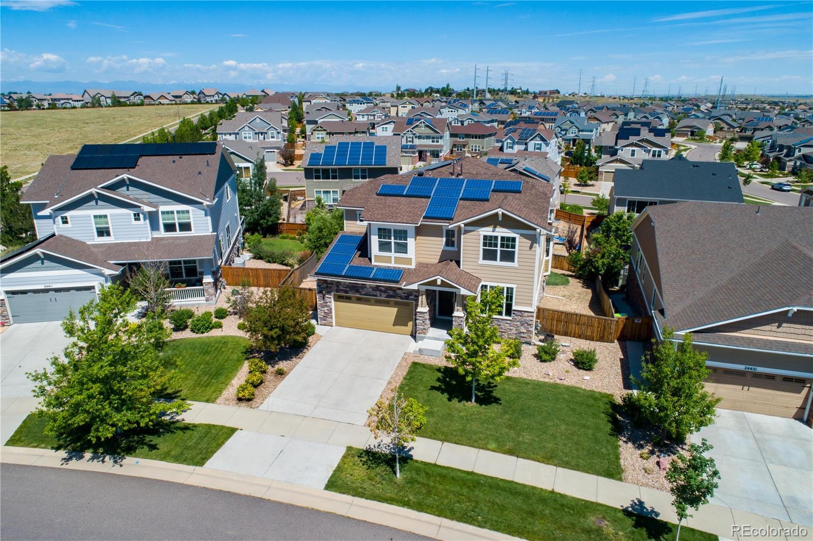 24431 E Ida Place Property Photo - Aurora, CO real estate listing