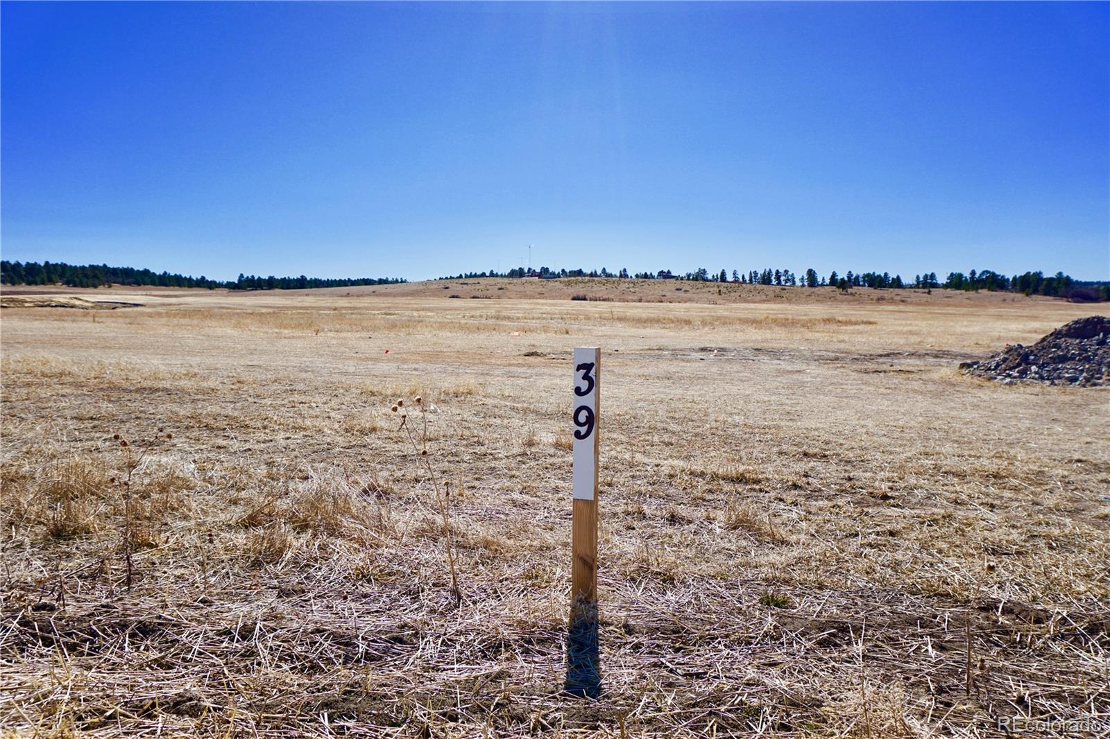 2744 N Flintwood Road Property Photo - Franktown, CO real estate listing