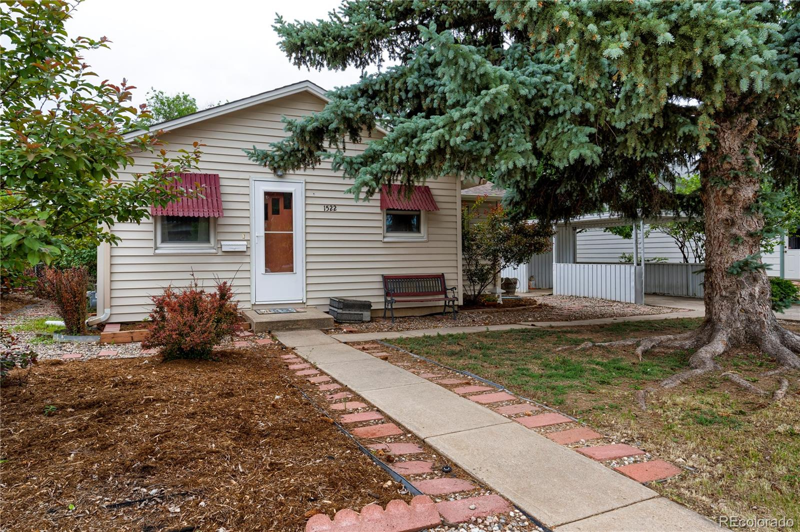 1522 W 13th Street Property Photo - Loveland, CO real estate listing