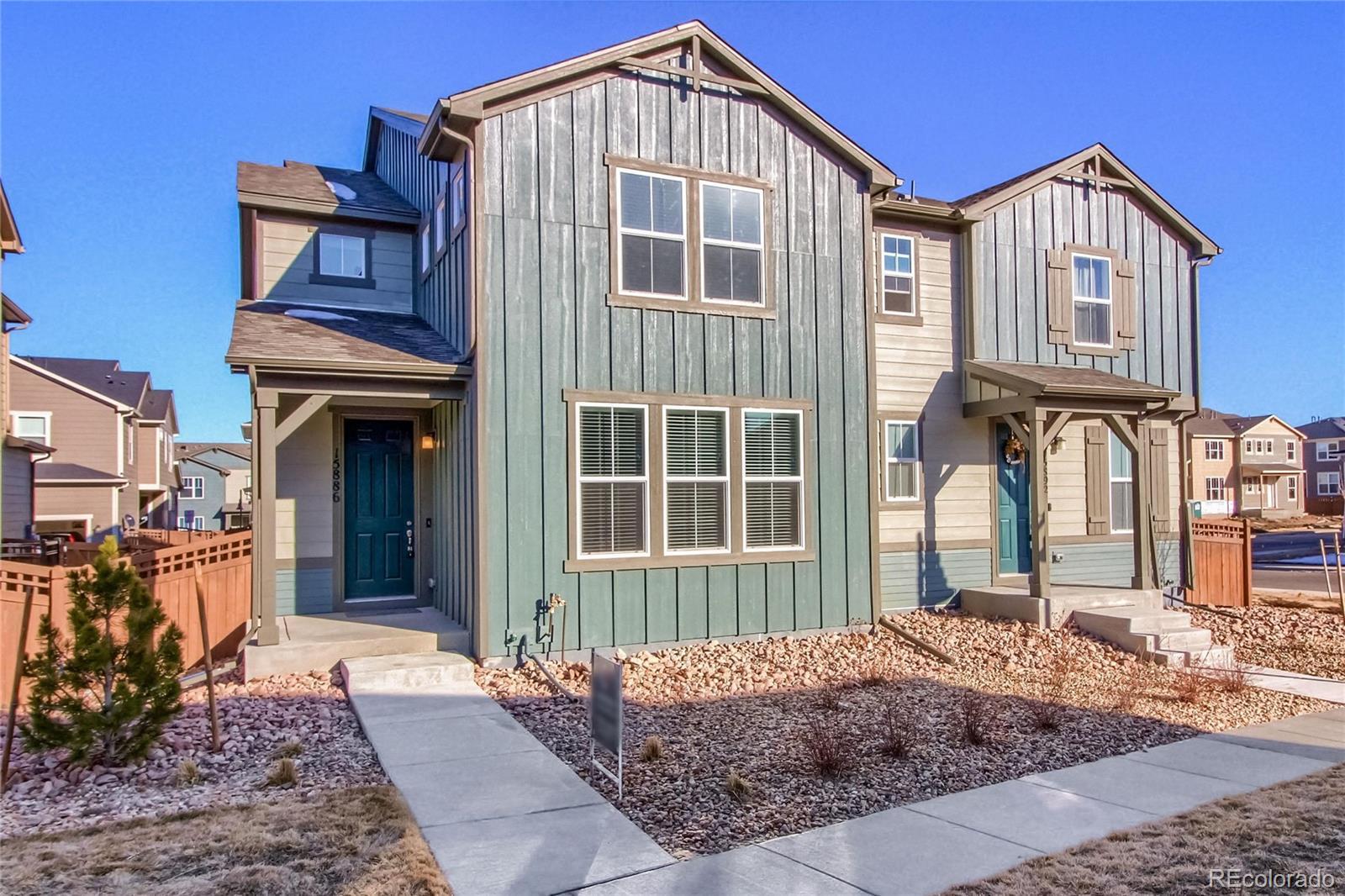 15886 E Otero Avenue Property Photo - Centennial, CO real estate listing