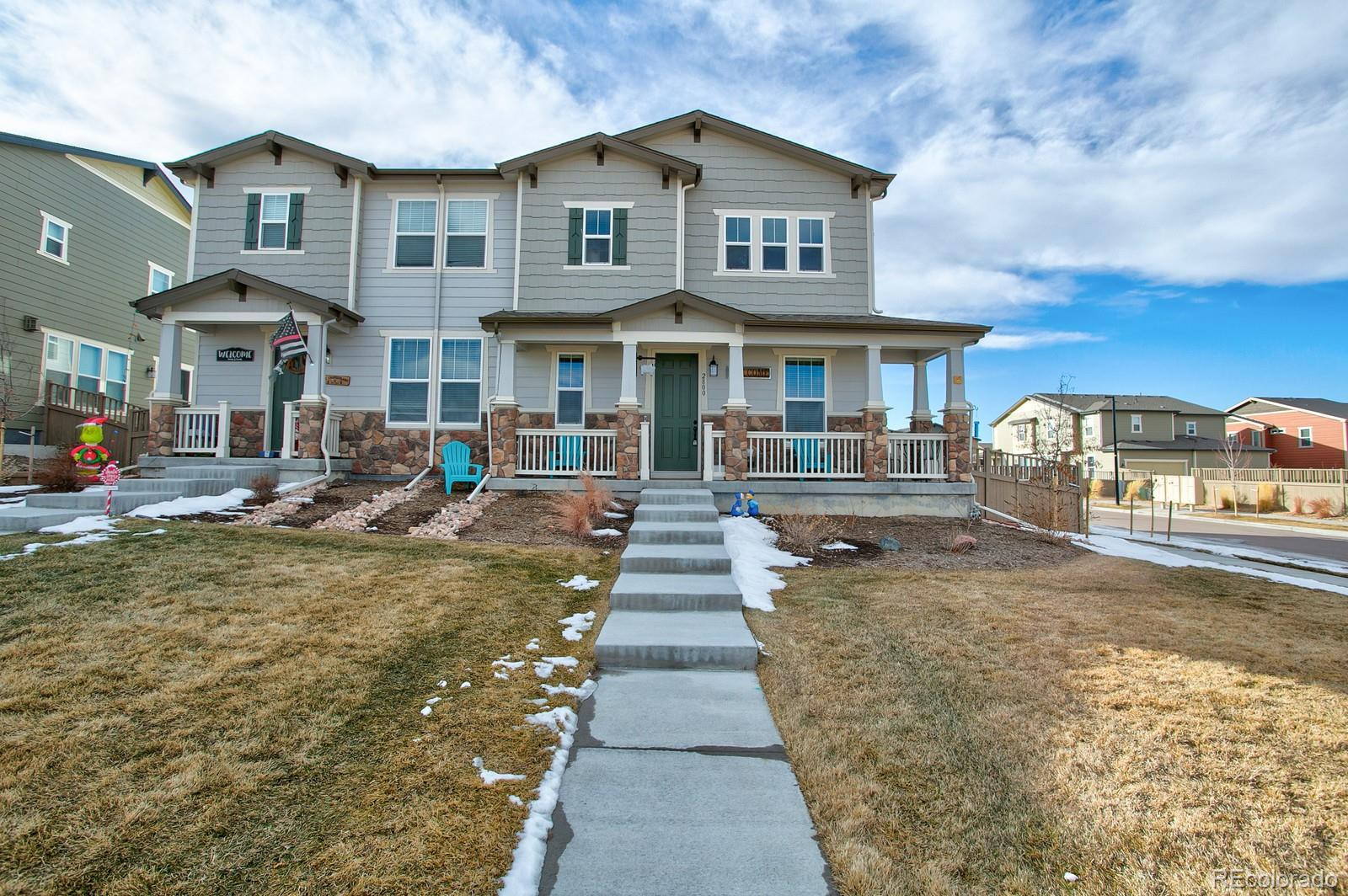 2800 Summer Day Avenue Property Photo - Castle Rock, CO real estate listing