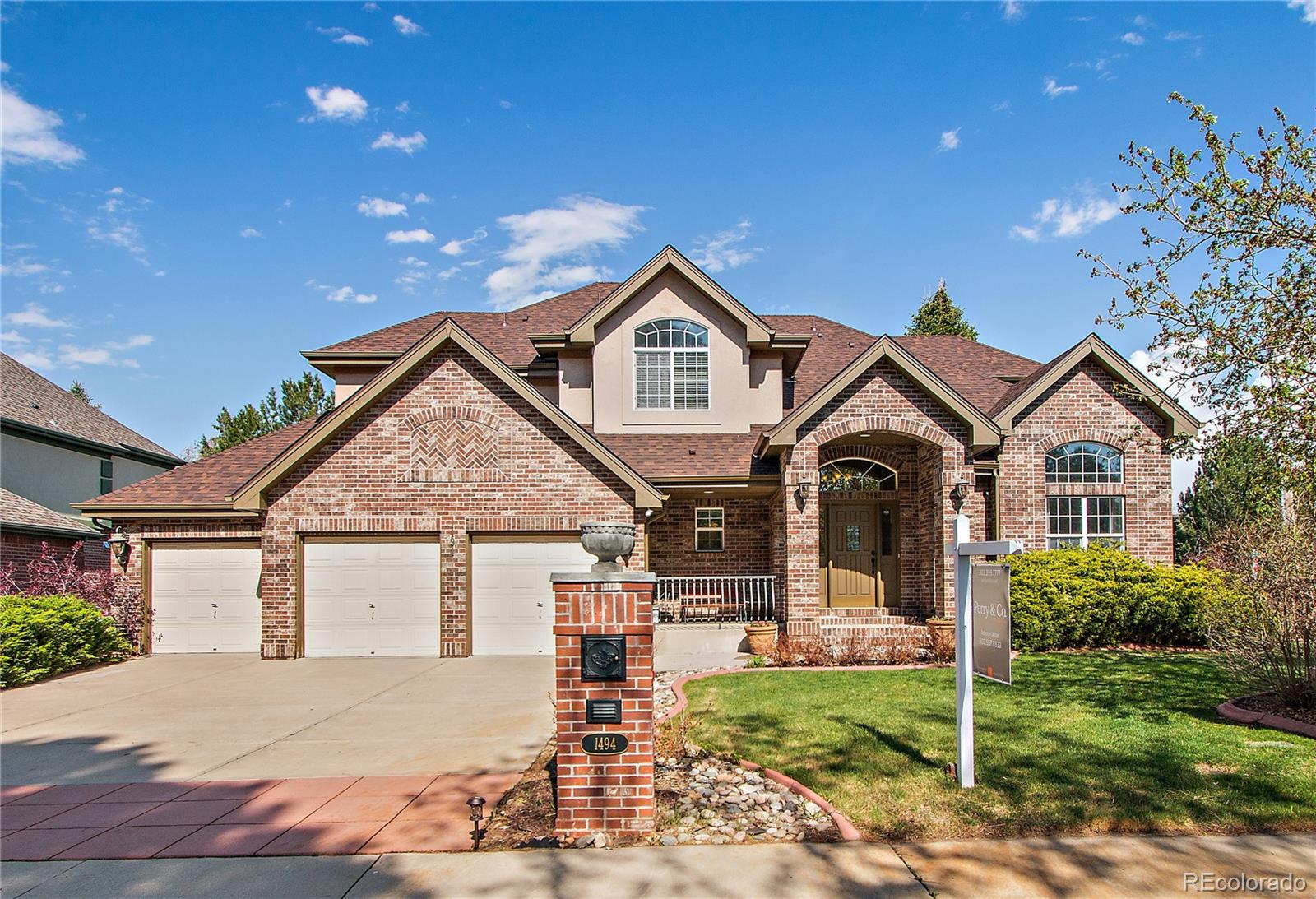 1494 S Uinta Court Property Photo - Denver, CO real estate listing