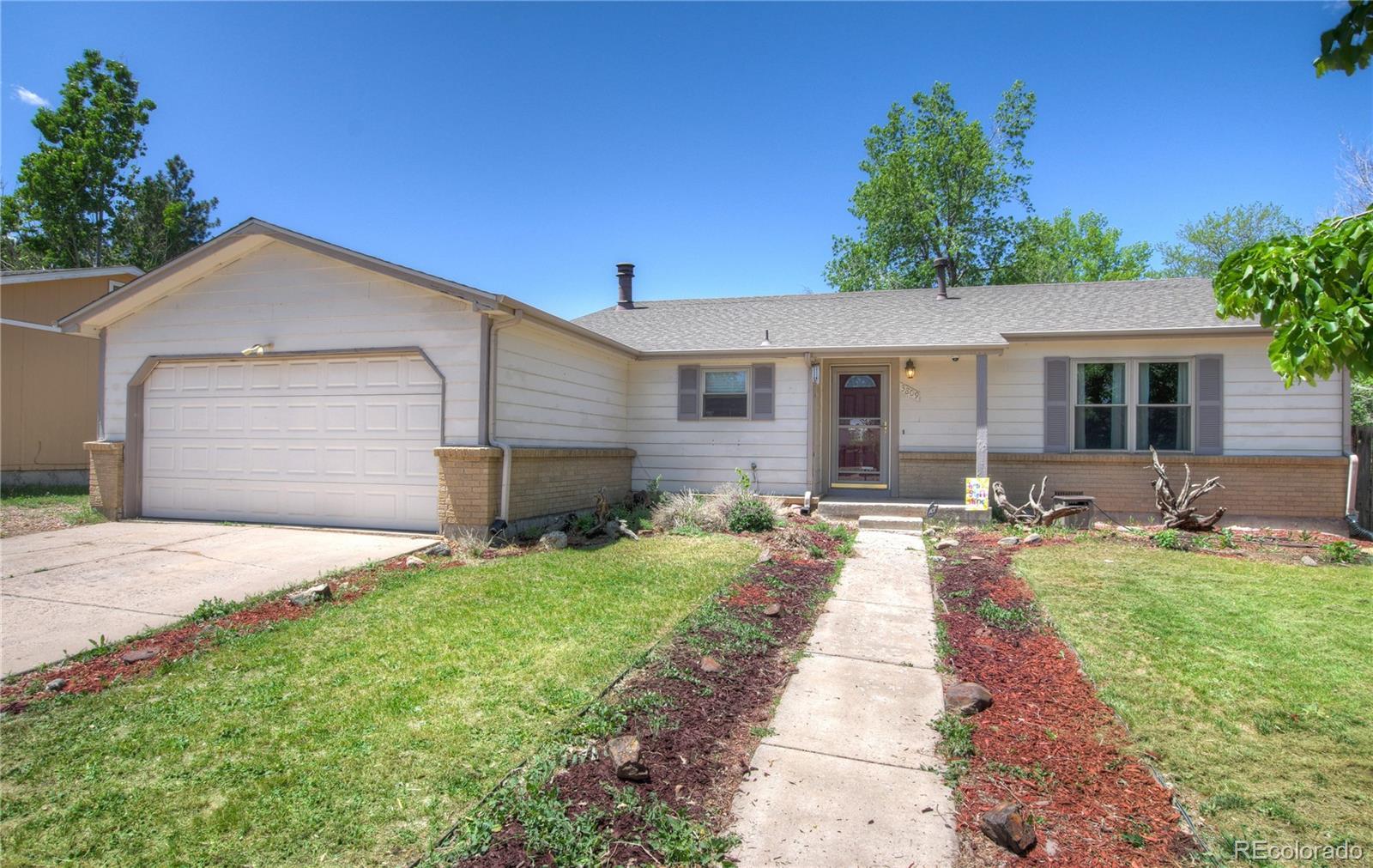 3809 S Quintero Circle Property Photo - Aurora, CO real estate listing