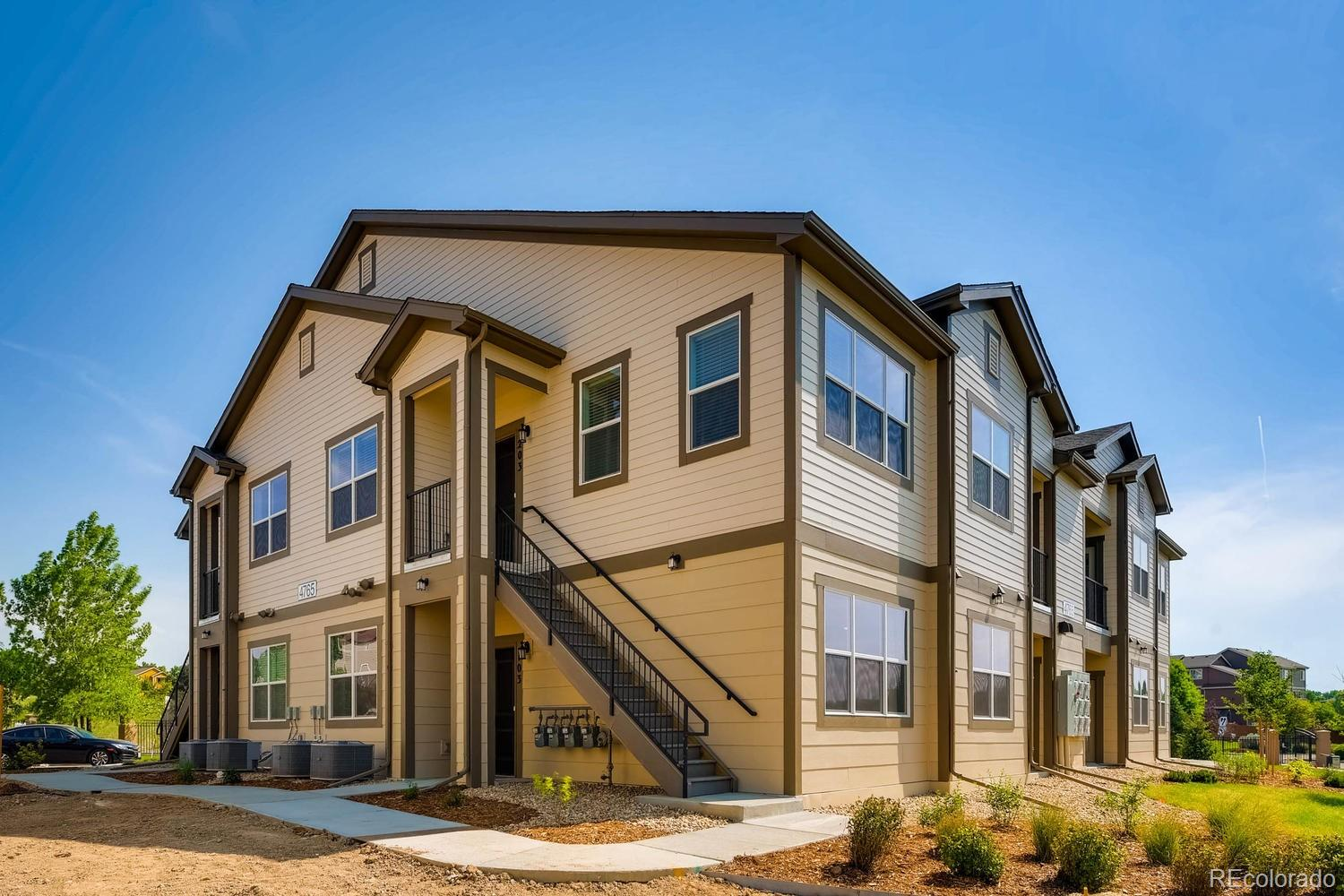 4569 Copeland Loop #103 Property Photo - Highlands Ranch, CO real estate listing