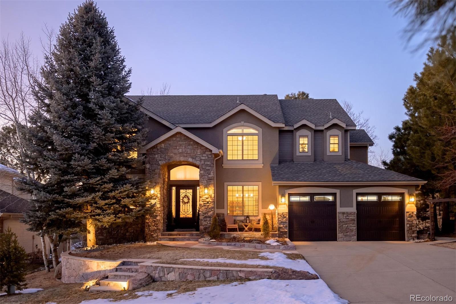 899 Greenridge Lane, Castle Pines, CO 80108 - Castle Pines, CO real estate listing