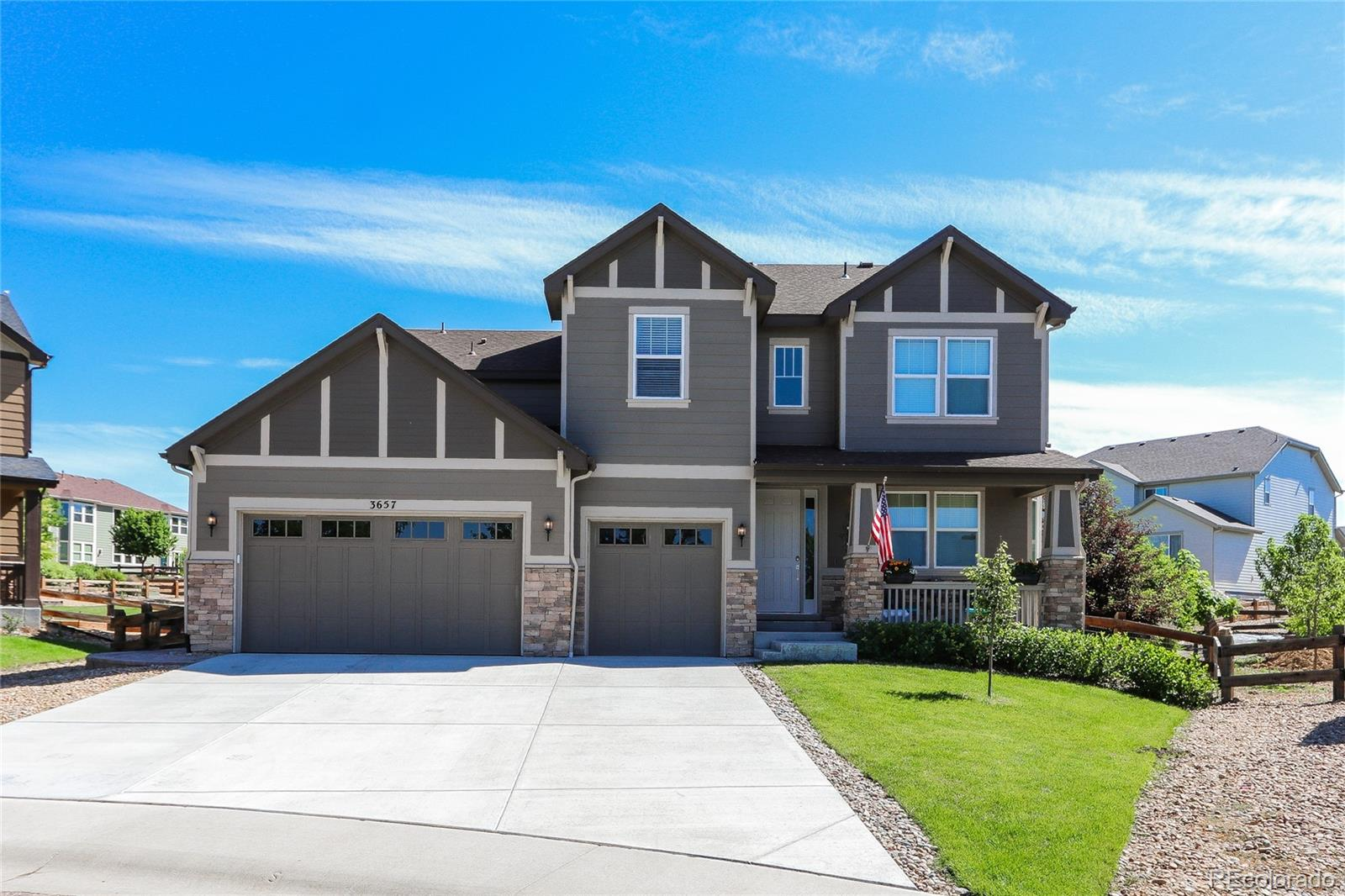 3657 Schuman Place Property Photo - Mead, CO real estate listing
