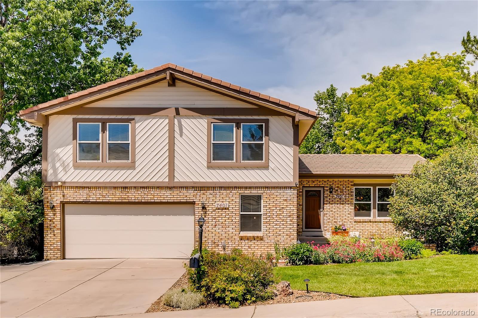 7401 Quail Street Property Photo - Arvada, CO real estate listing
