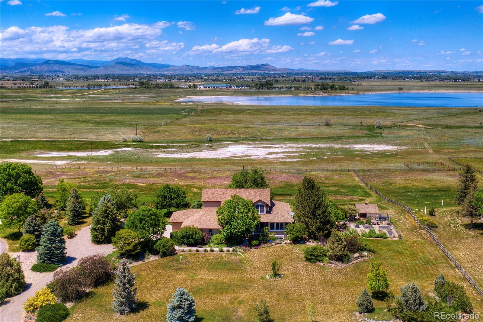 6941 Goose Point Court Property Photo - Niwot, CO real estate listing