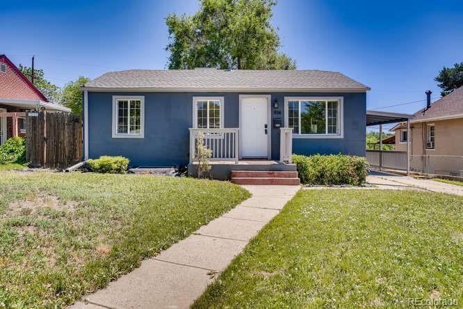 914 Utica Street Property Photo - Denver, CO real estate listing