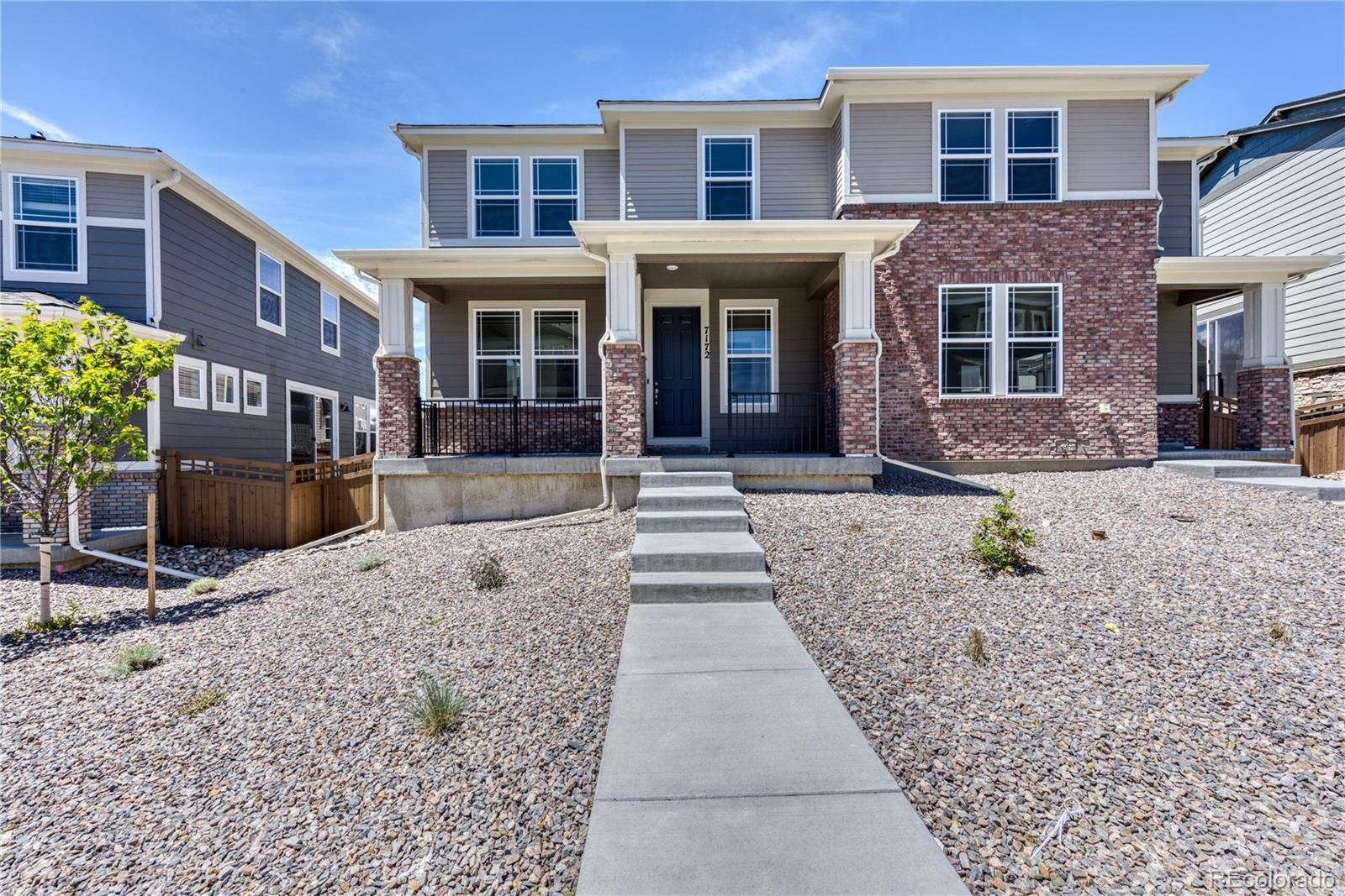 7172 Othello Street Property Photo - Castle Pines, CO real estate listing