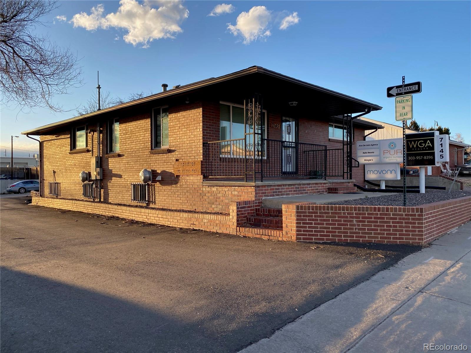 7145 Lowell Boulevard Property Photo - Westminster, CO real estate listing