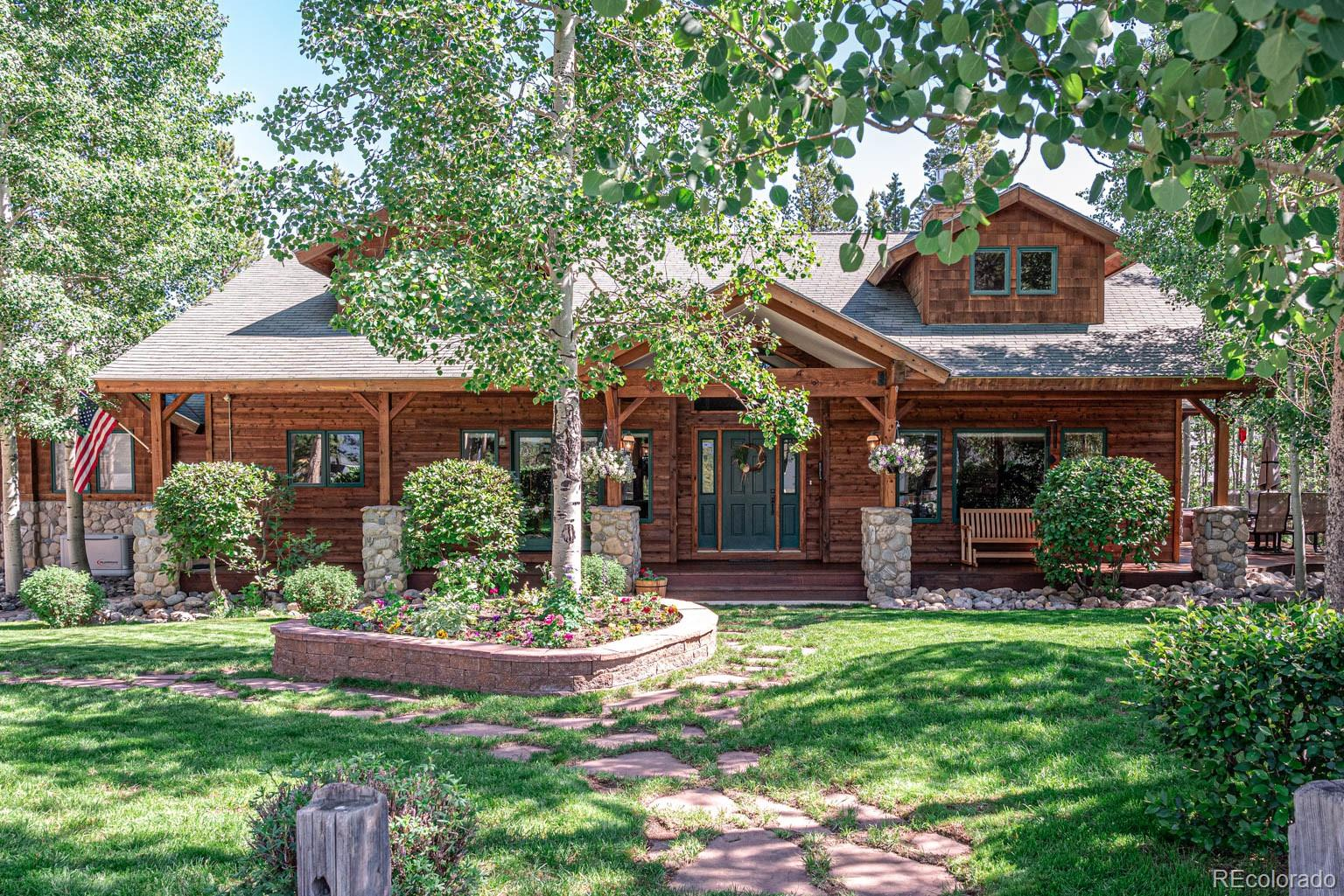 1101 GCR 830 Property Photo - Fraser, CO real estate listing