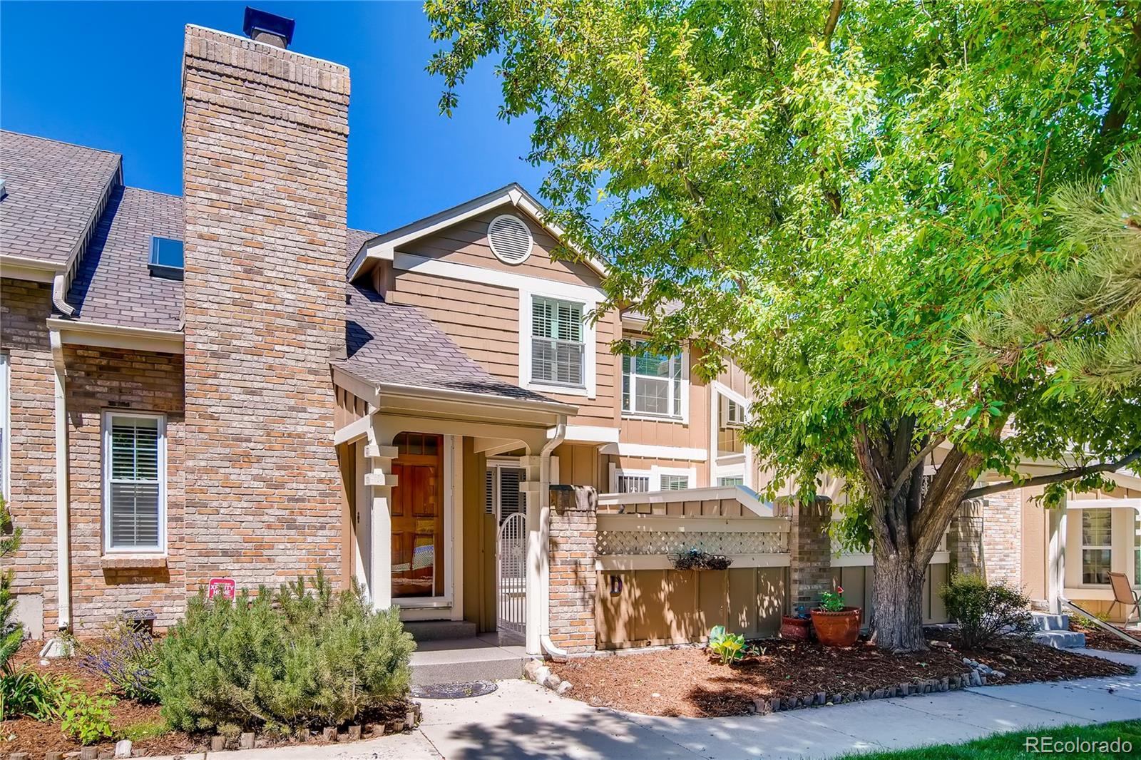 3011 W Long Court #D Property Photo - Littleton, CO real estate listing