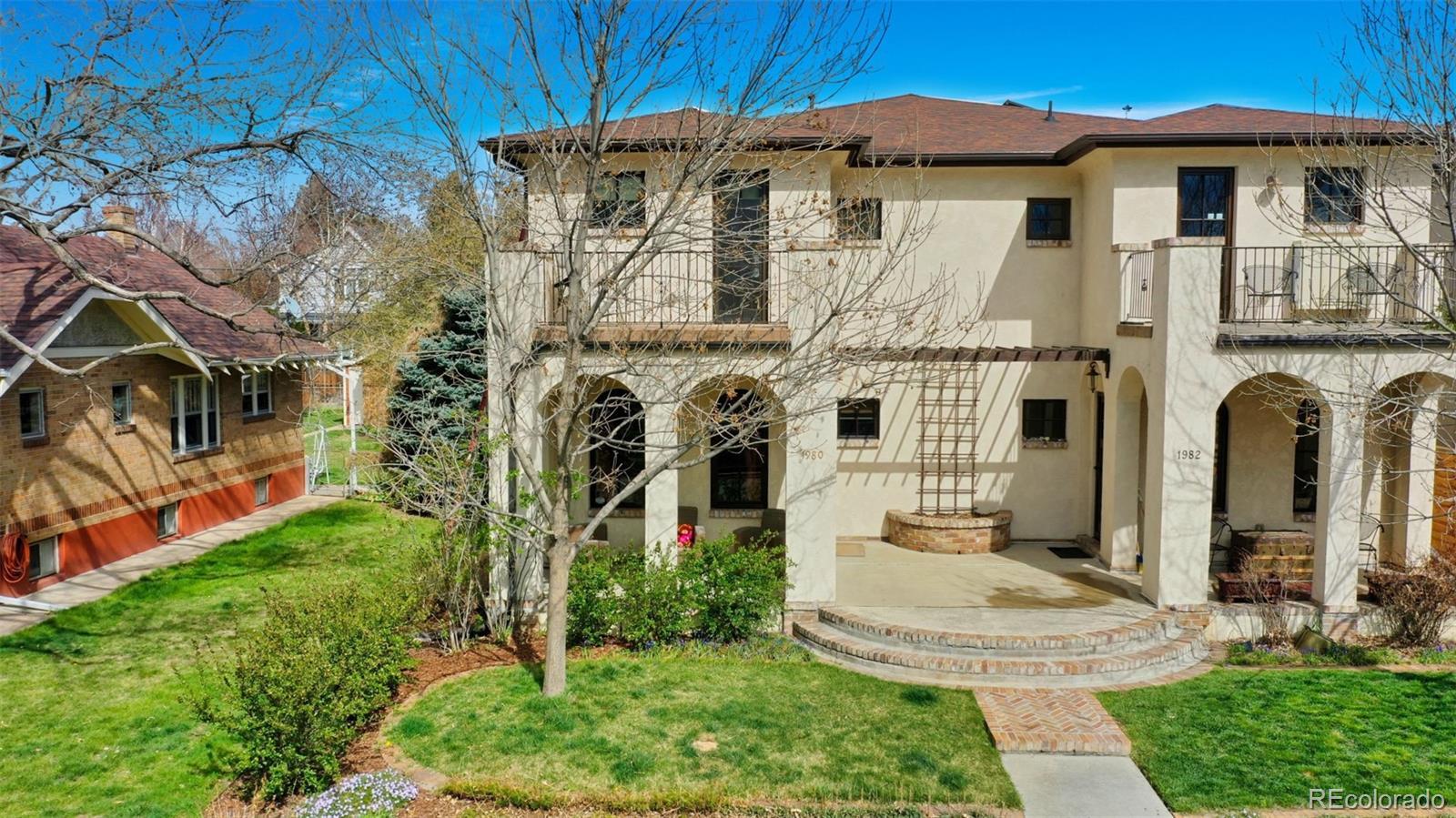1980 S Pennsylvania Street Property Photo - Denver, CO real estate listing