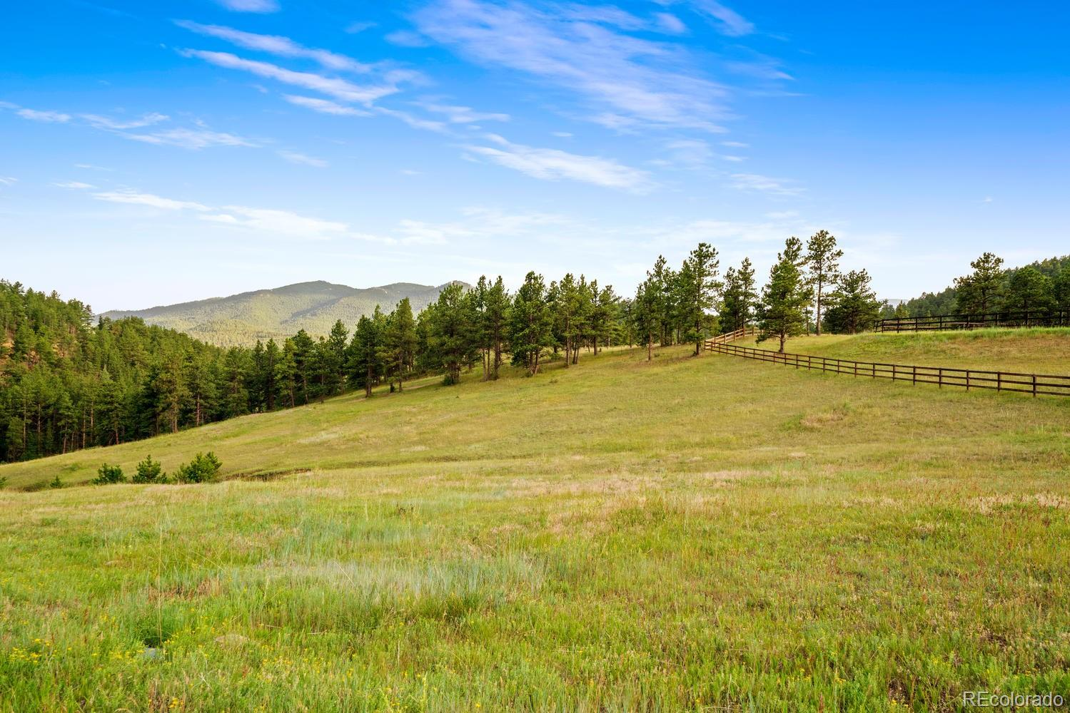 TBD Lot 5 Elk Valley Road Property Photo - Evergreen, CO real estate listing