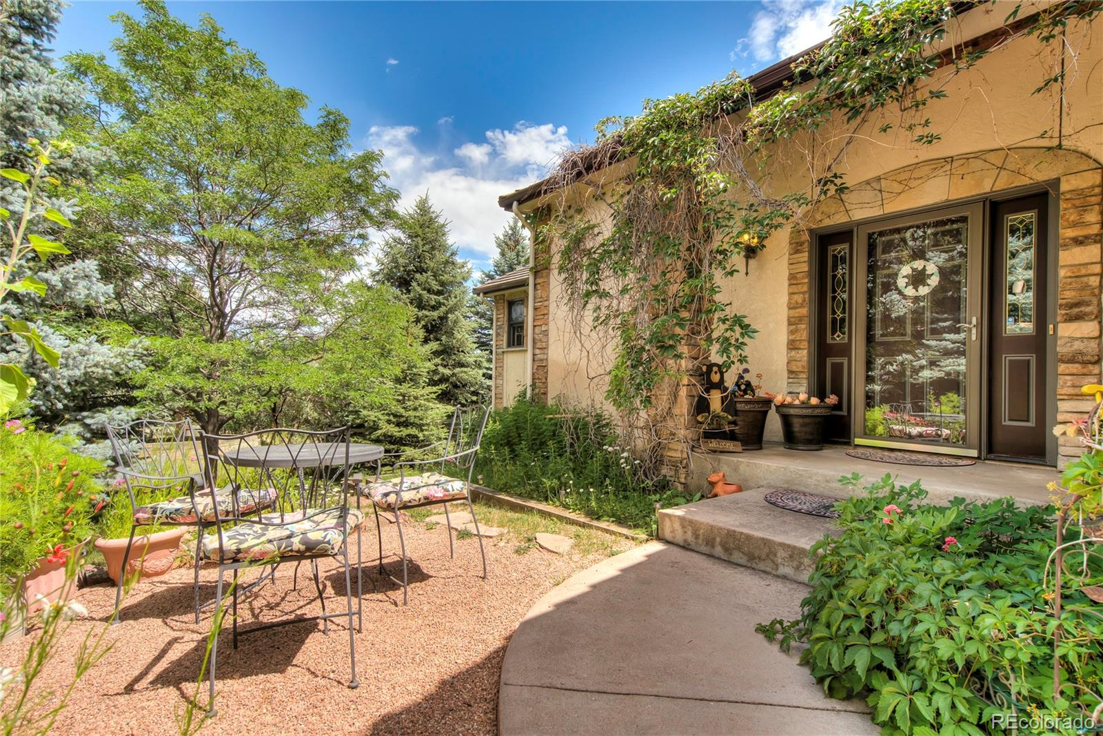 3165 Electra Drive Property Photo - Colorado Springs, CO real estate listing