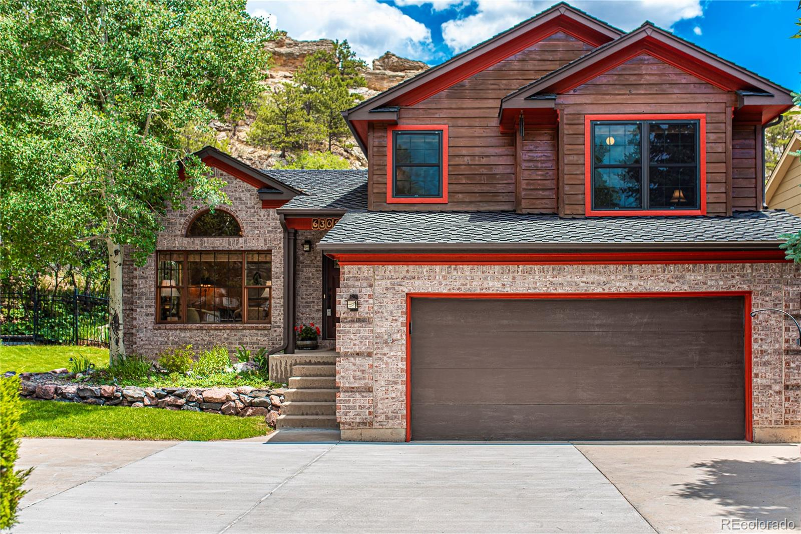 6305 Crested Butte Circle Property Photo - Colorado Springs, CO real estate listing