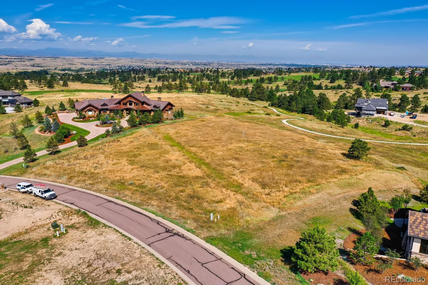 8551 Lost Reserve Court Property Photo - Parker, CO real estate listing